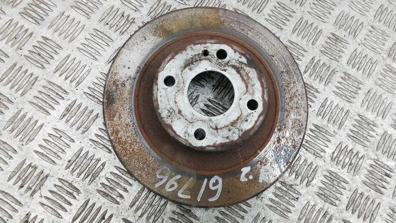 Диск тормозной задний, MAZDA, 323 BJ, 2000