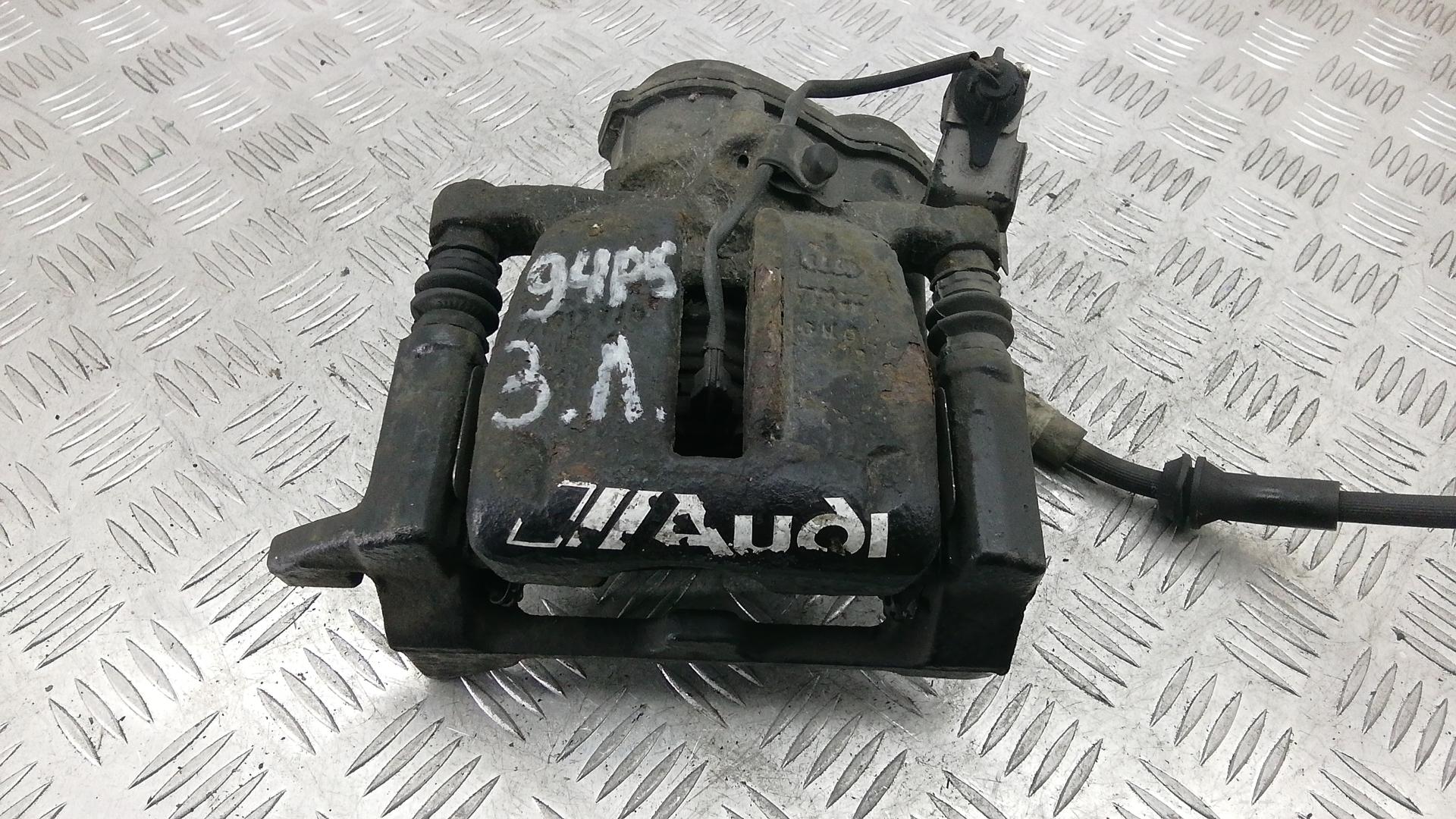 Суппорт тормозной задний левый, AUDI, A7 1, 2013