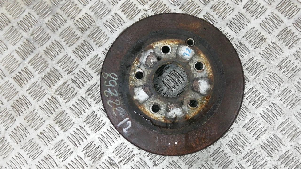 Диск тормозной задний, TOYOTA, COROLLA VERSO 2, 2004