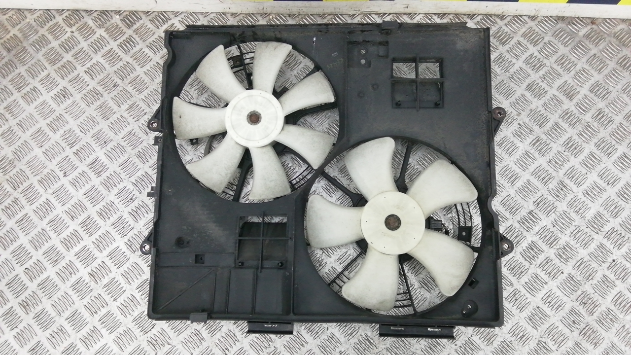 Вентилятор радиатора, CADILLAC, CTS 2, 2008