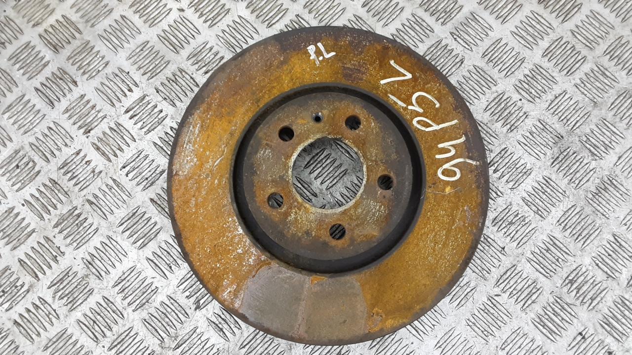 Диск тормозной передний, AUDI, A7 1, 2013