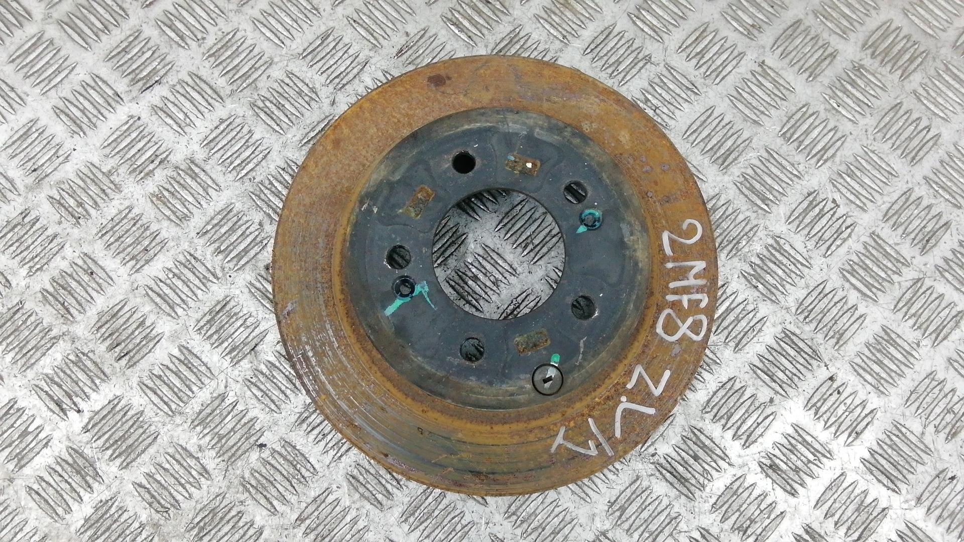Диск тормозной задний, KIA, OPTIMA 3, 2011