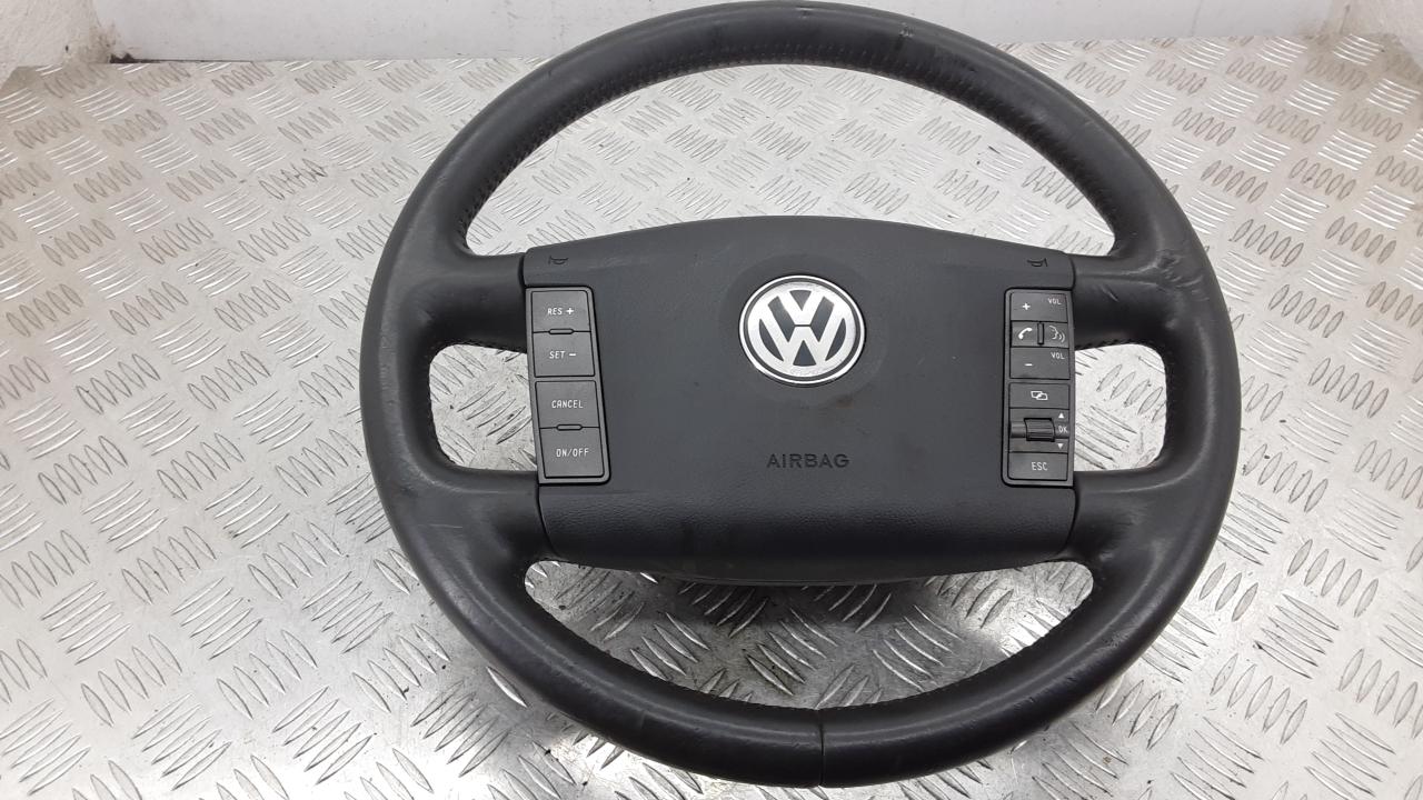 Рулевое колесо, VOLKSWAGEN, PHAETON 1, 2005