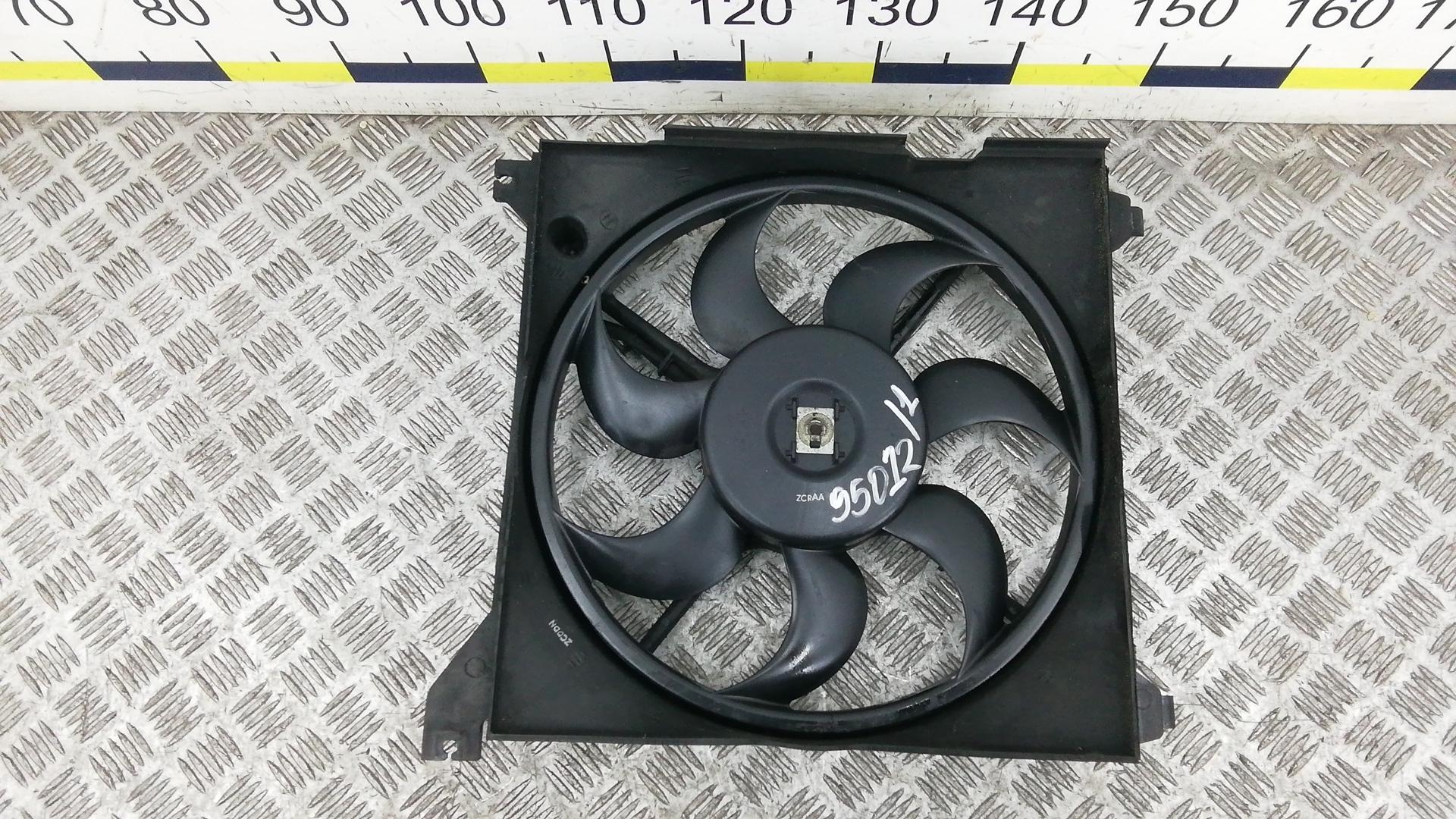 Вентилятор радиатора, KIA, MAGENTIS MS, 2004