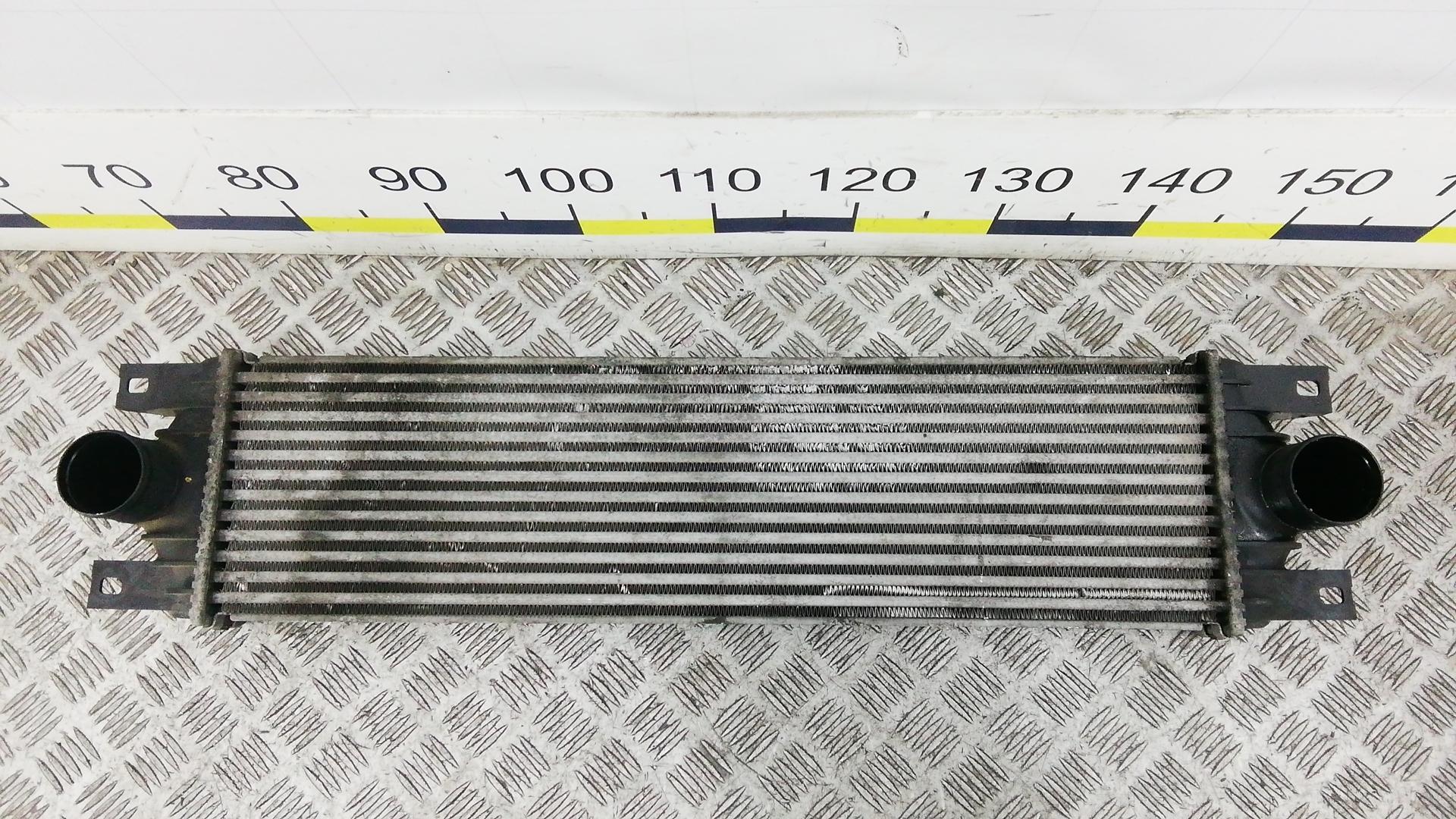 Радиатор интеркуллера, RENAULT, MASTER 2, 2002