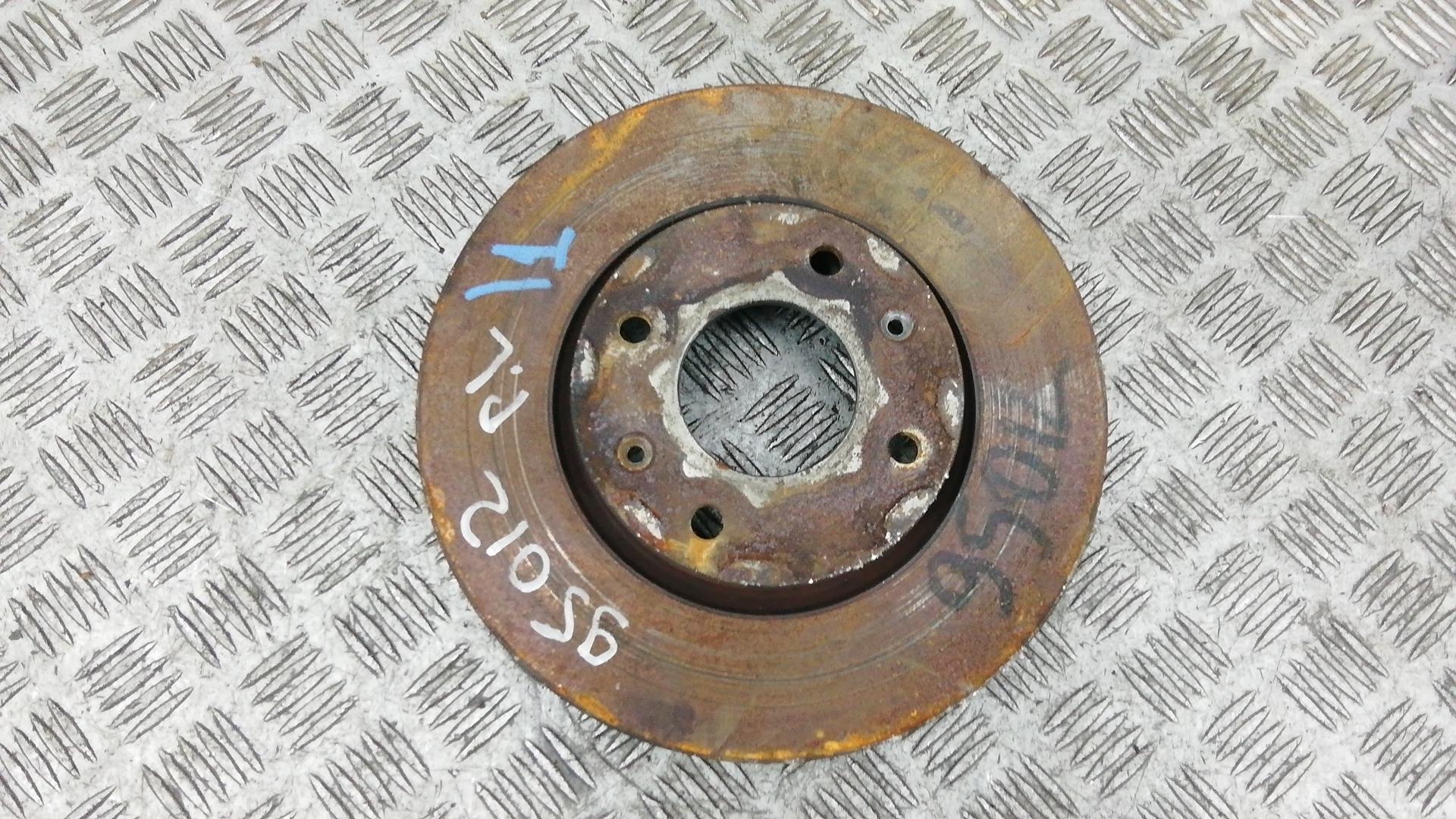 Диск тормозной передний, KIA, MAGENTIS MS, 2004