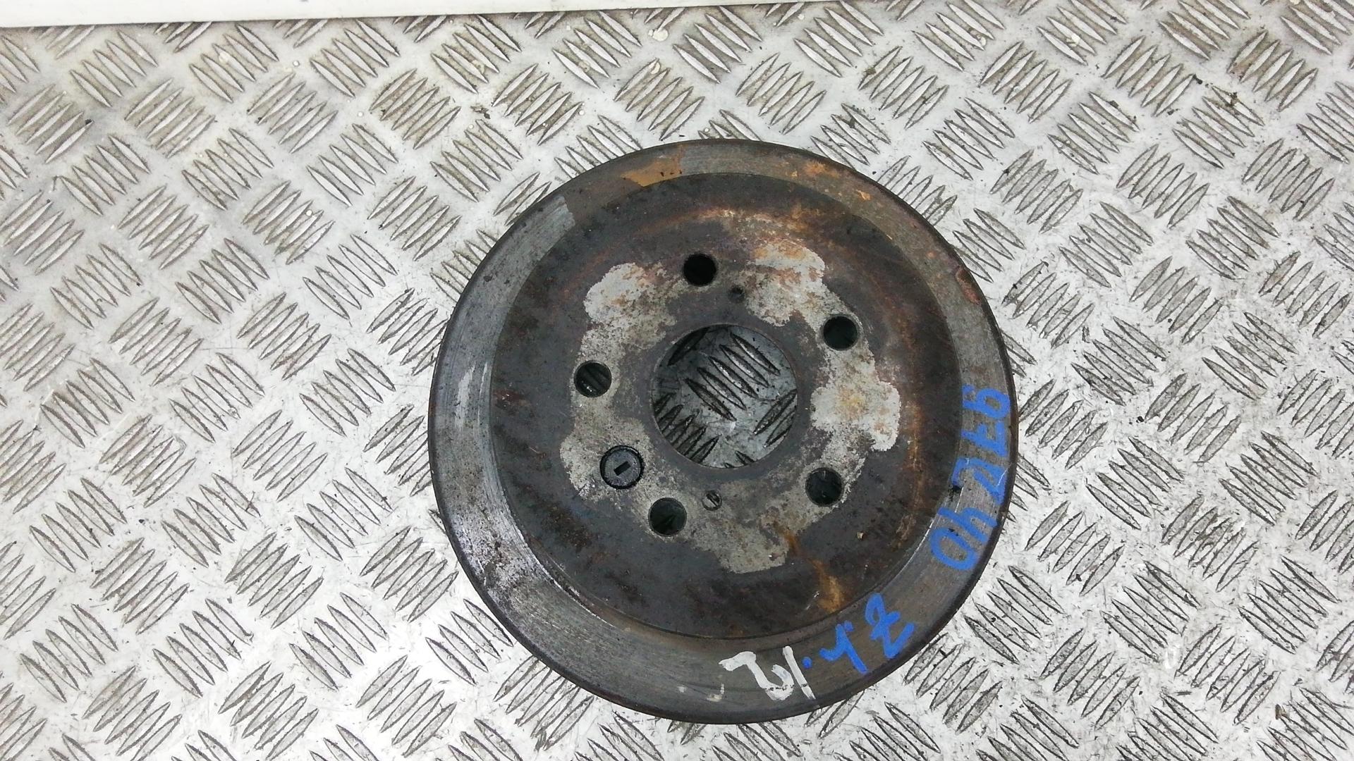 Диск тормозной задний, LEXUS, RX 2, 2004