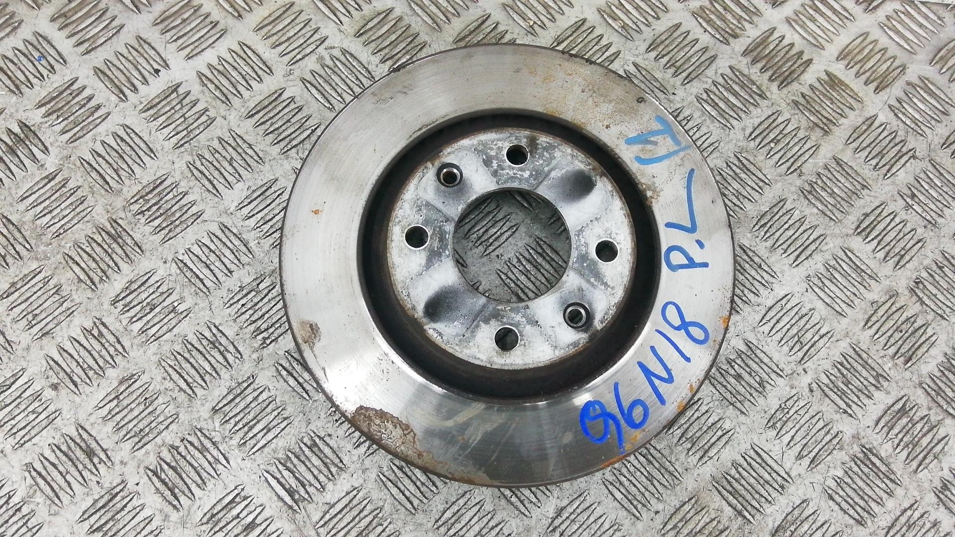 Диск тормозной передний, CITROEN, XSARA PICASSO, 2007