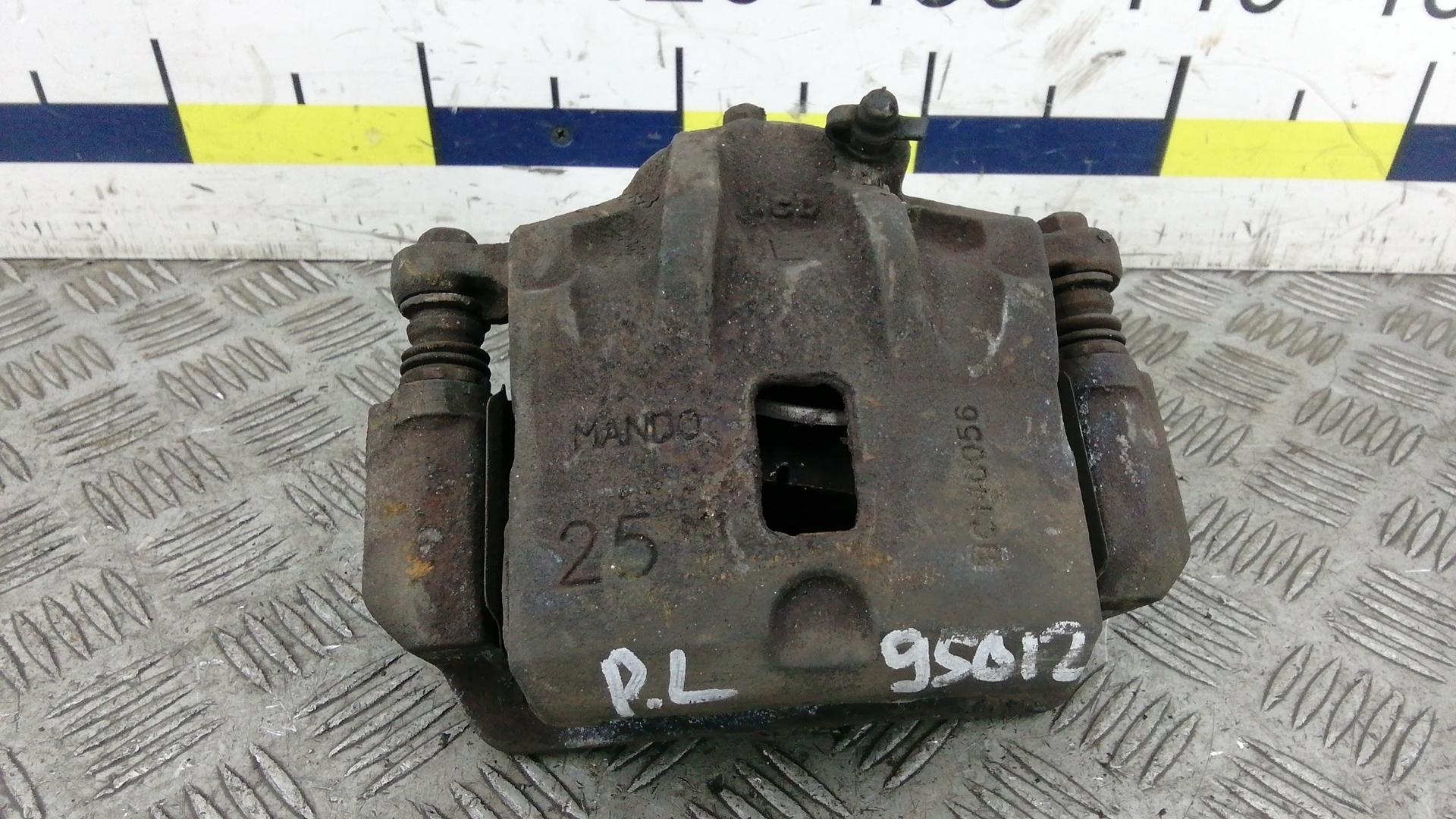 Суппорт тормозной передний левый, KIA, MAGENTIS MS, 2004