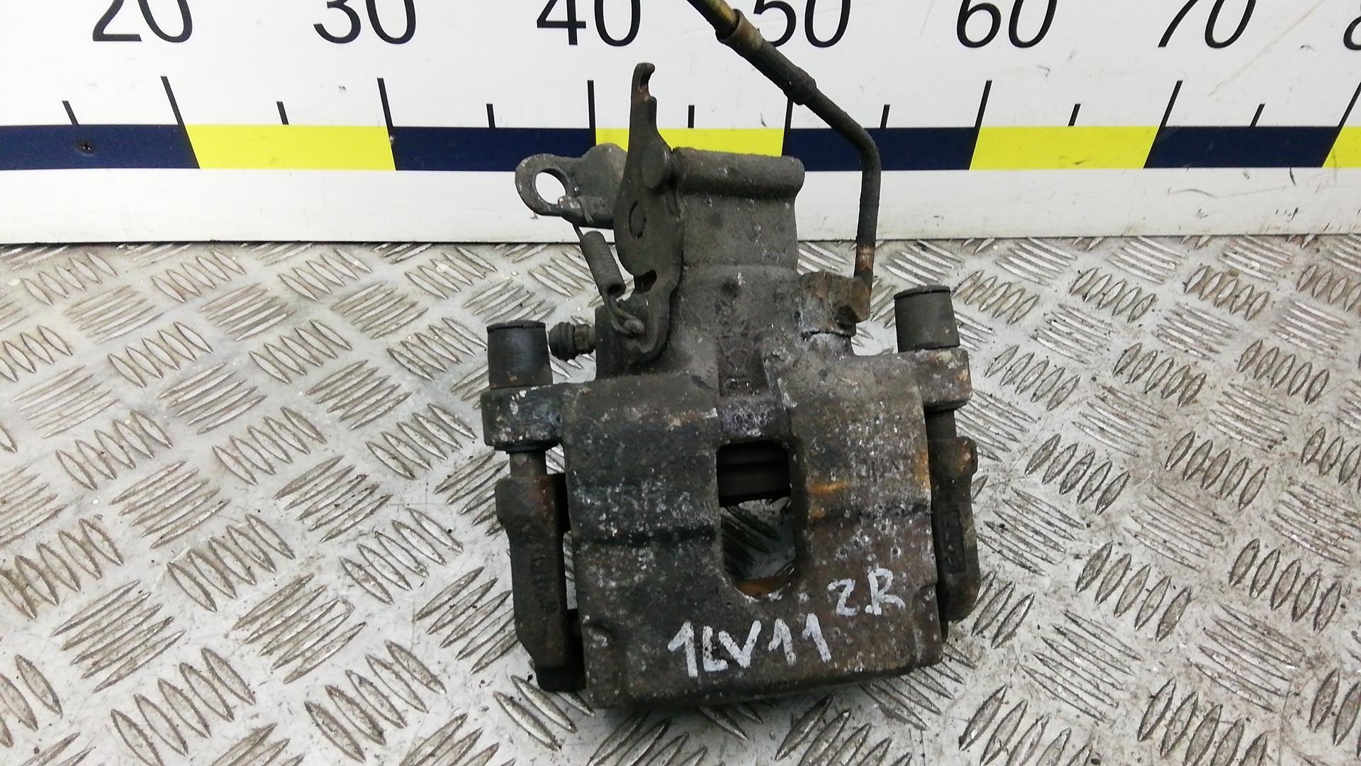 Суппорт тормозной задний правый, JAGUAR, XF, 2009
