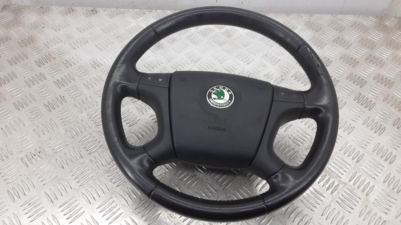 Рулевое колесо, SKODA, OCTAVIA A5, 2007