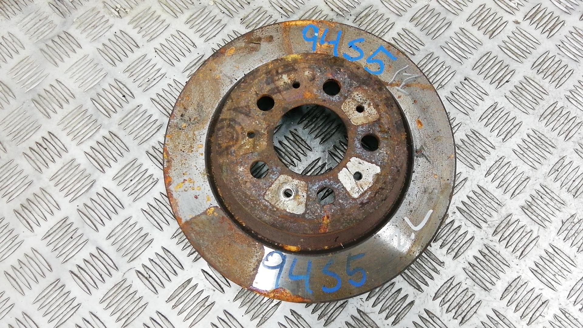 Диск тормозной задний, VOLVO, V70 2, 2006
