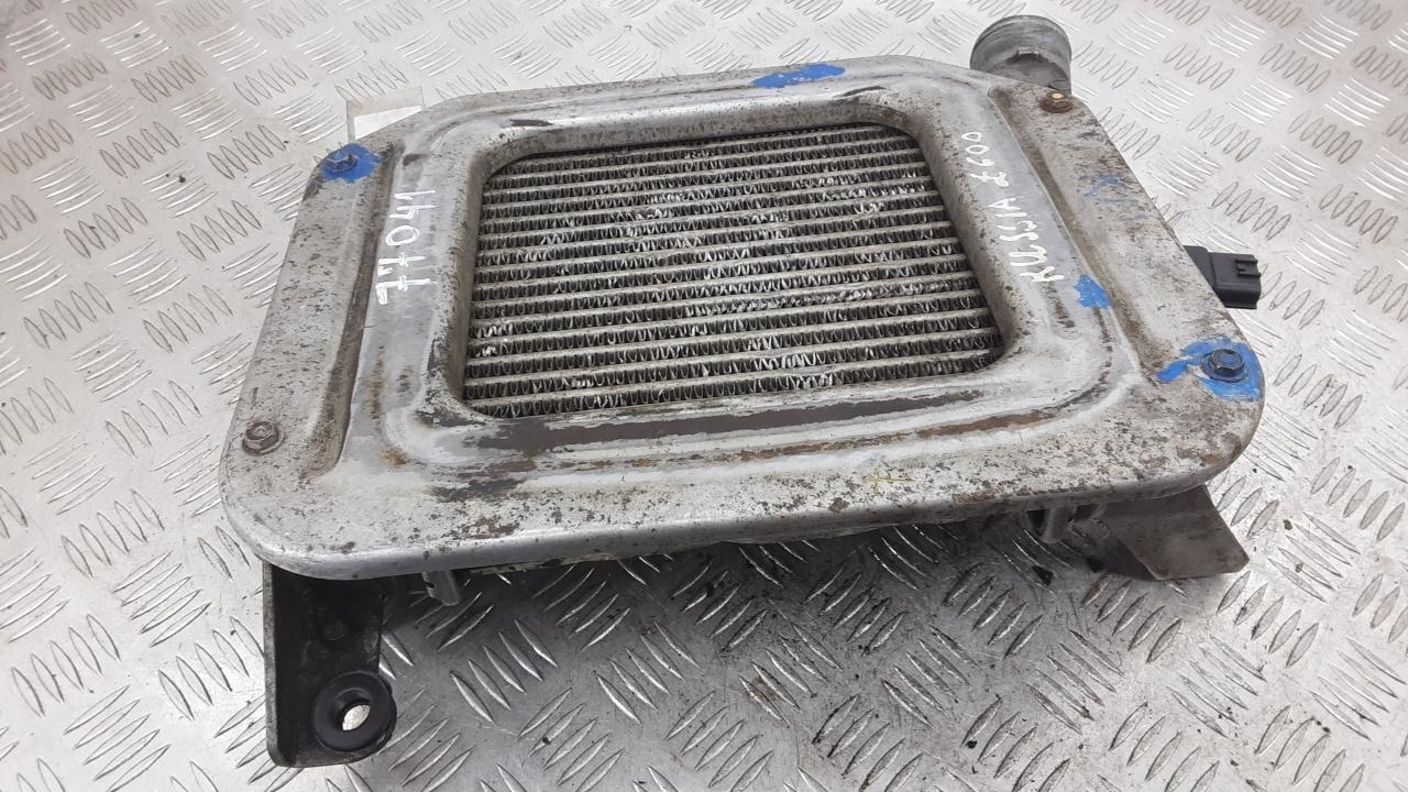 Радиатор интеркуллера, NISSAN, NP300 D22, 2011