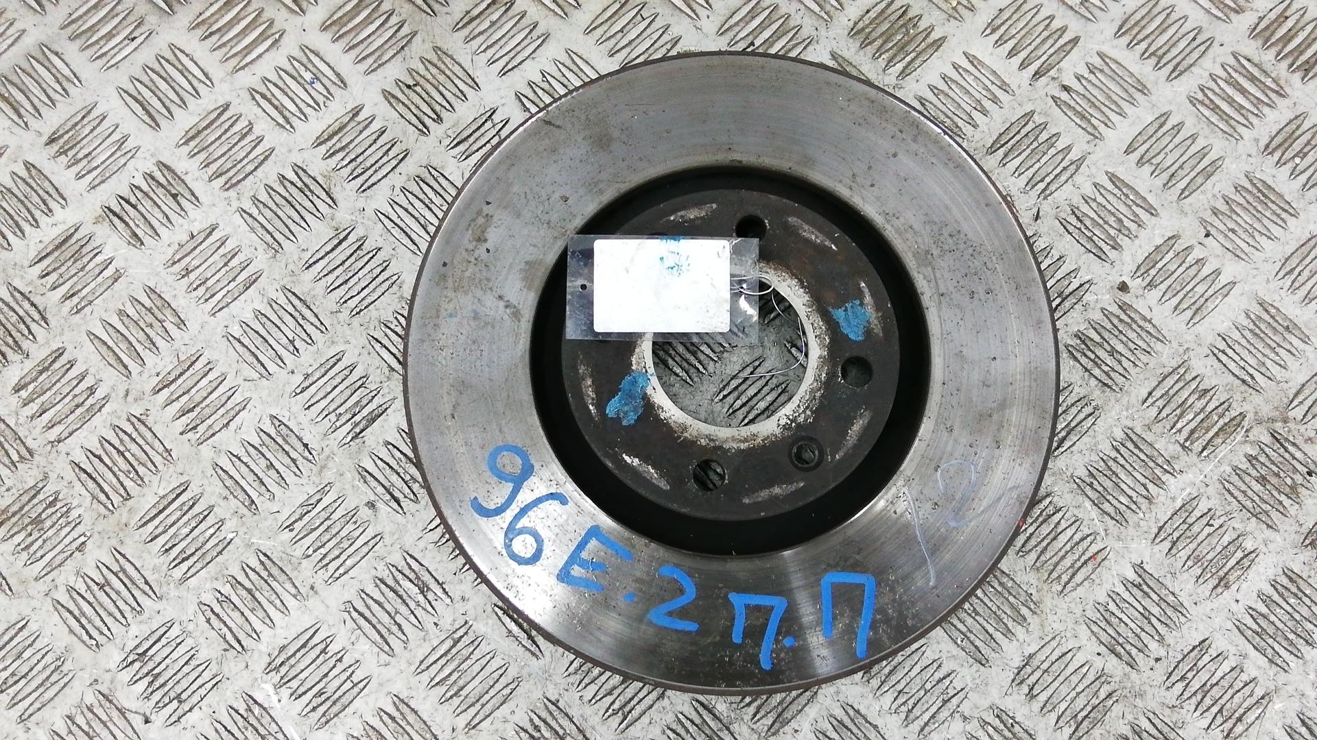 Диск тормозной передний, CITROEN, XSARA PICASSO, 2005