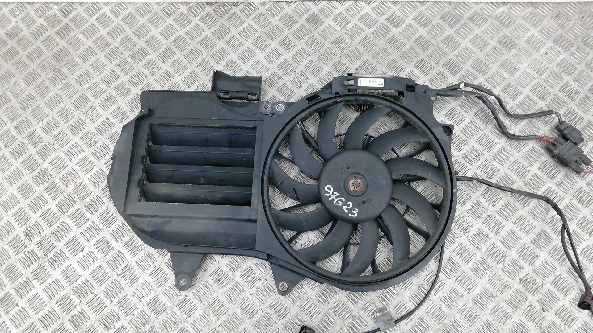 Вентилятор радиатора, AUDI, A4 B7, 2007