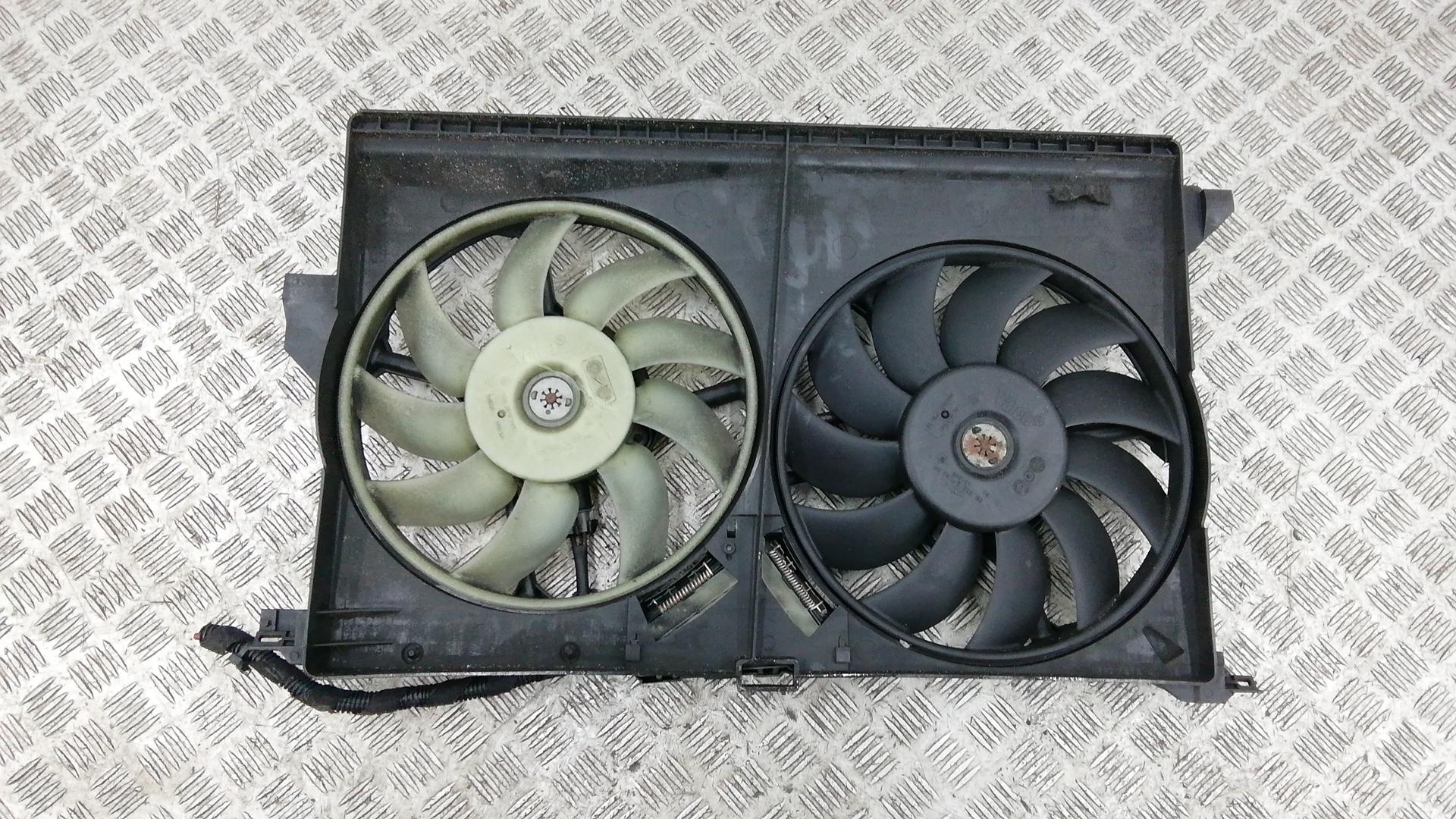 Вентилятор радиатора, OPEL, VECTRA C, 2007