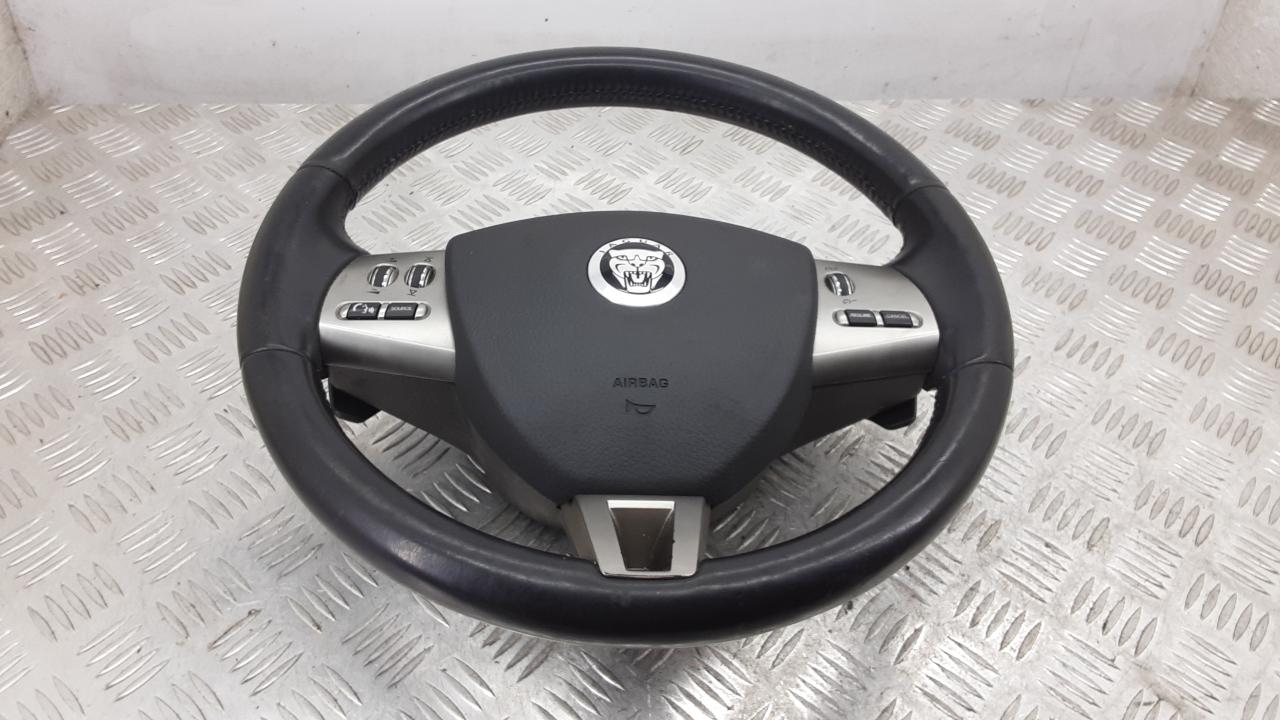 Рулевое колесо, JAGUAR, XF, 2009