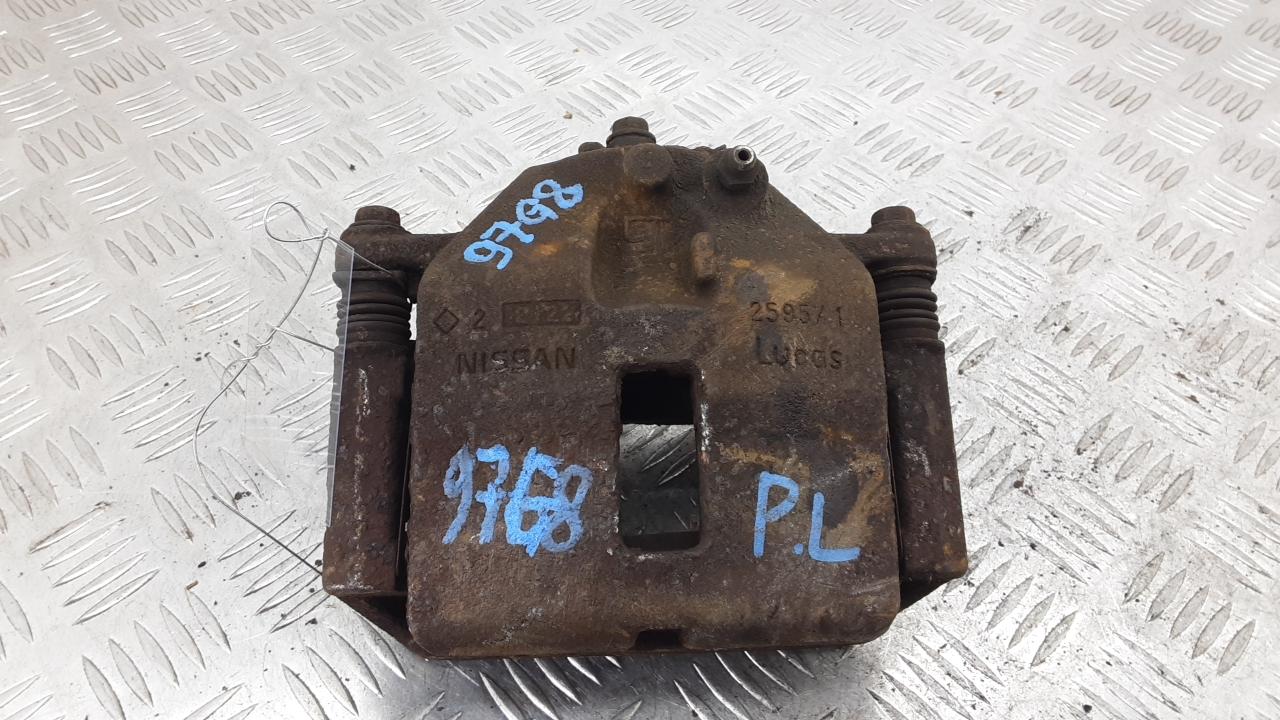 Суппорт тормозной передний левый, NISSAN, PRIMERA P12, 2002