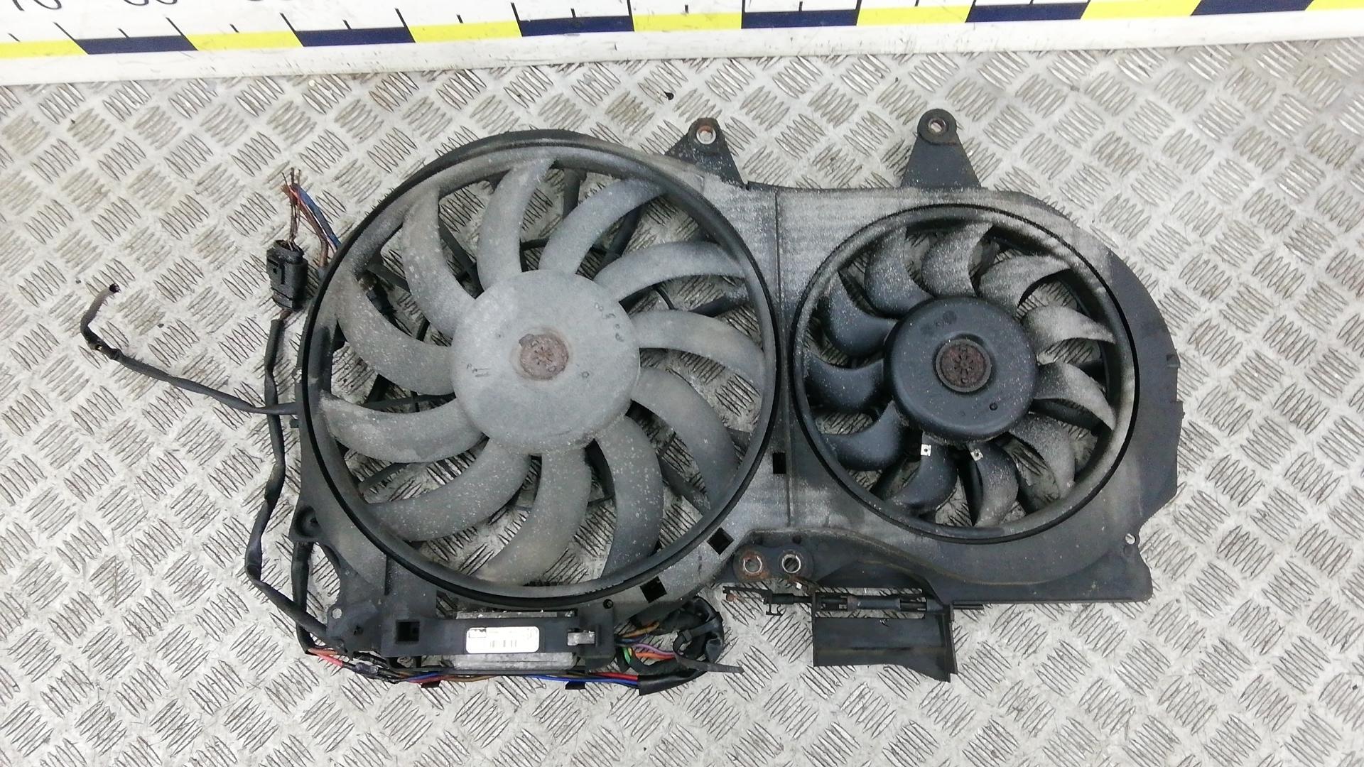 Вентилятор радиатора, AUDI, A4 B6, 2004