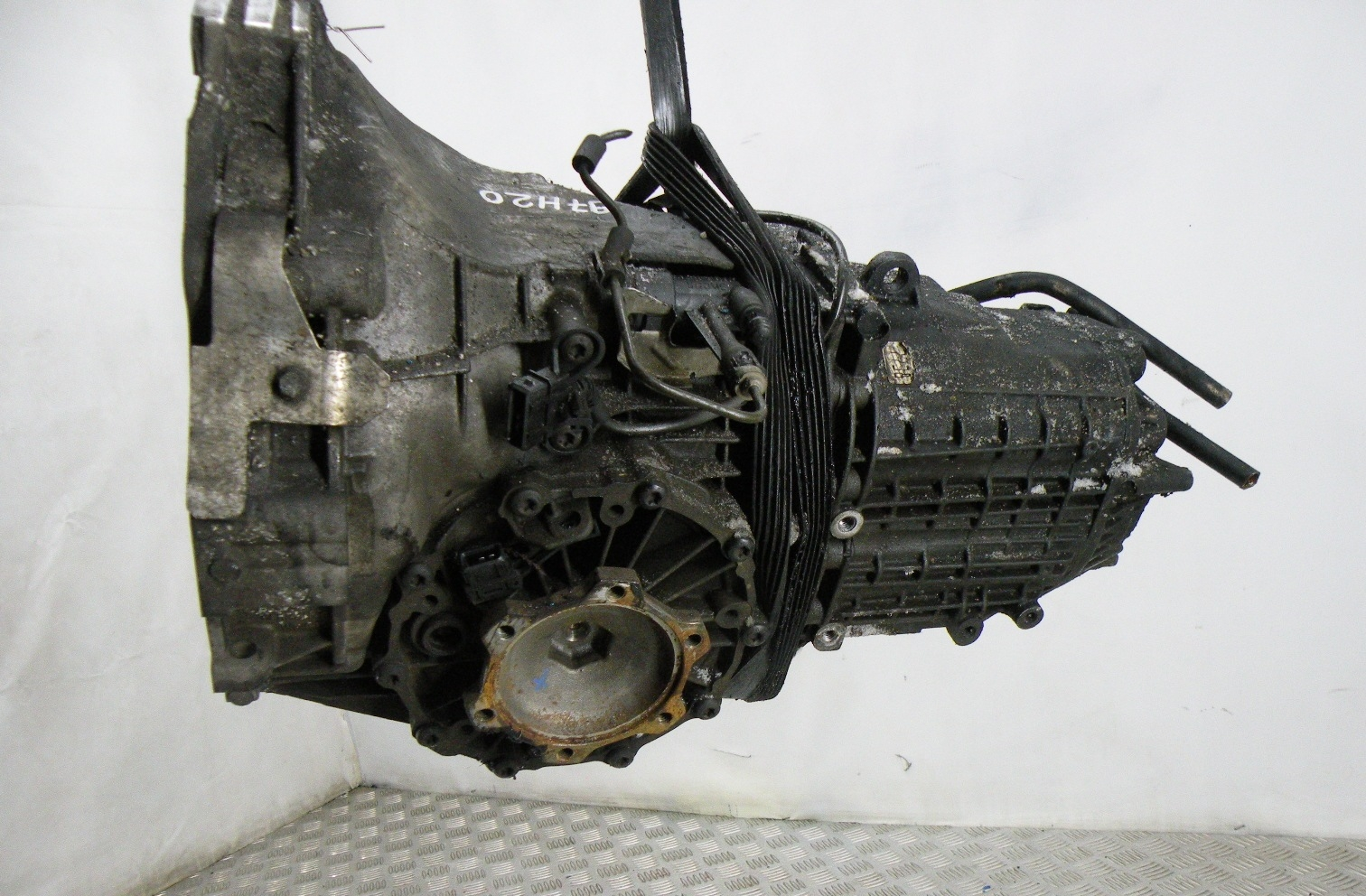КПП 5ст., AUDI, A6 C5, 2004
