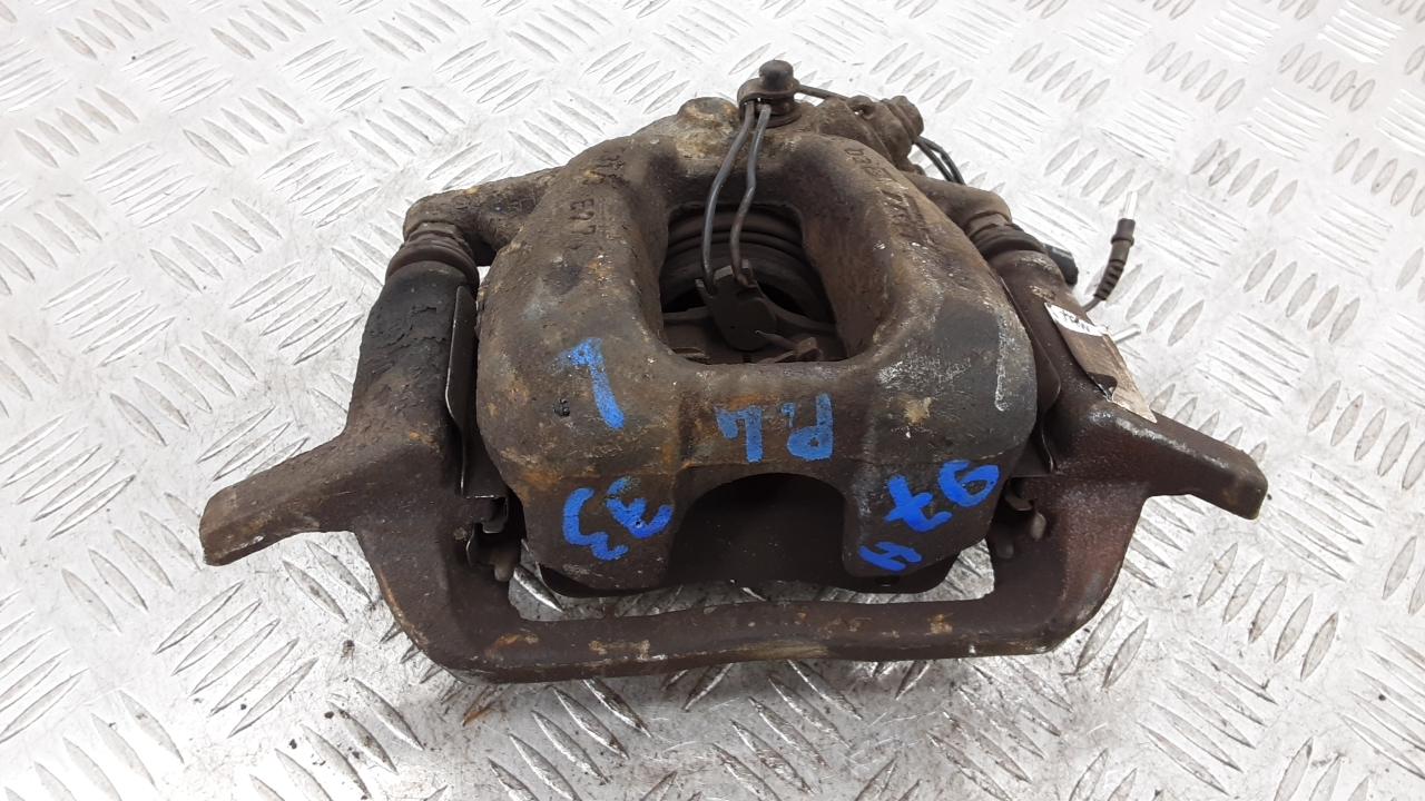 Суппорт тормозной передний левый, PEUGEOT, 407, 2004