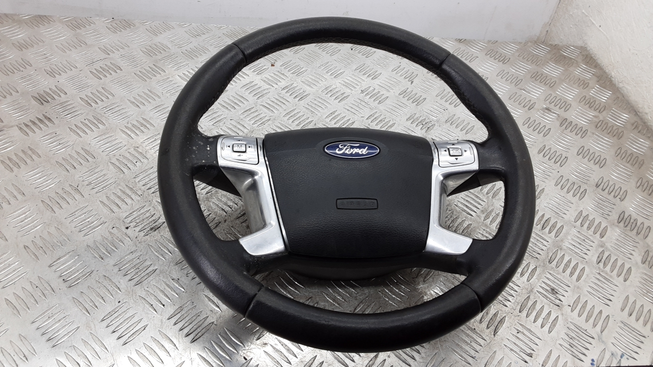 Рулевое колесо, FORD, S-MAX, 2010