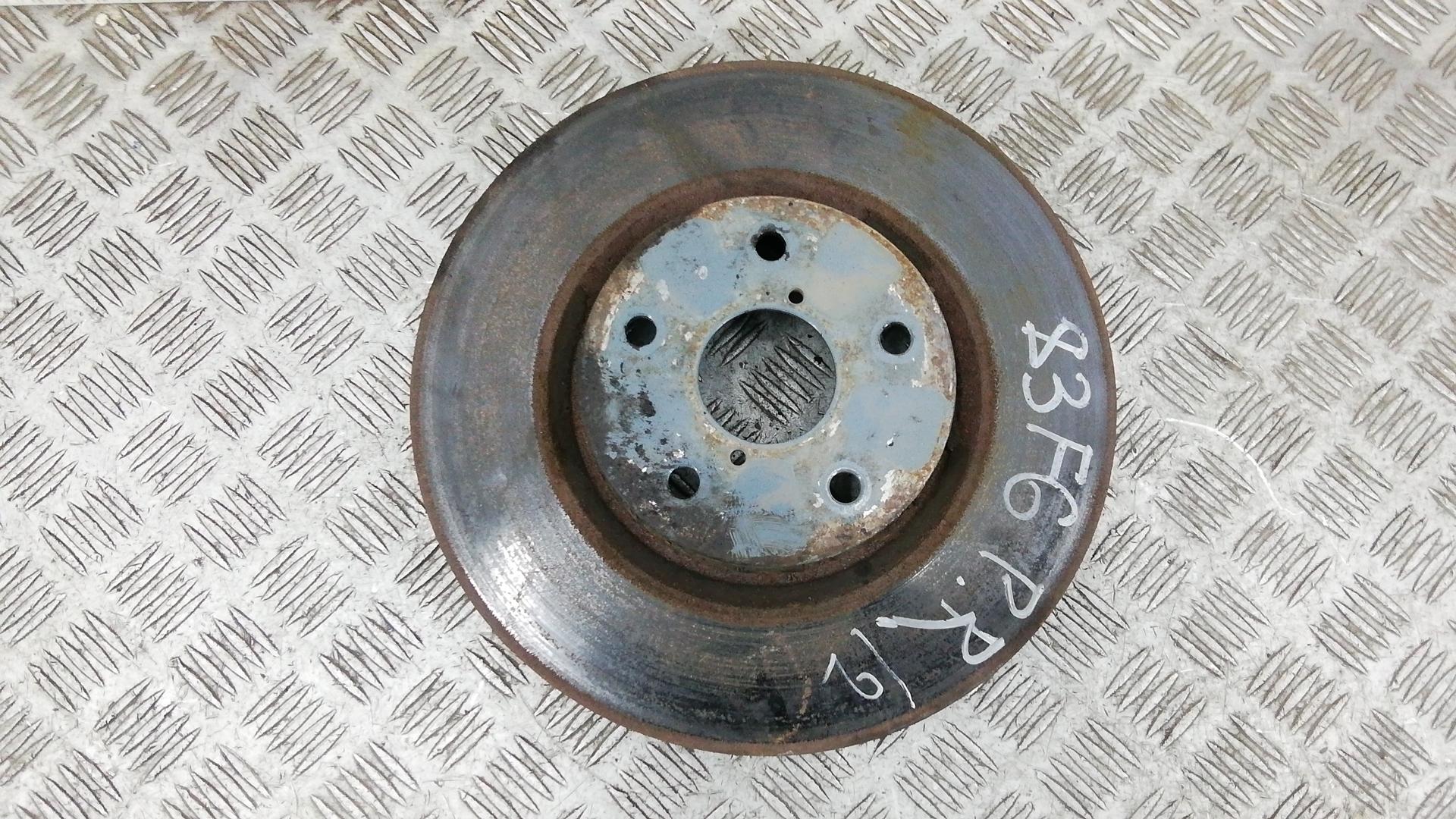 Диск тормозной передний, SUBARU, TRIBECA B9, 2006