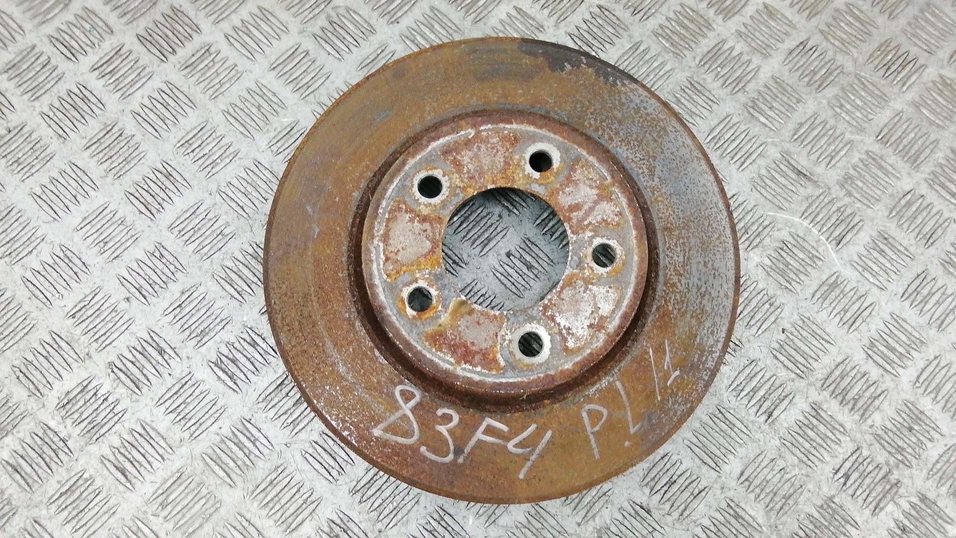 Диск тормозной передний, CHRYSLER, PACIFICA 1, 2005