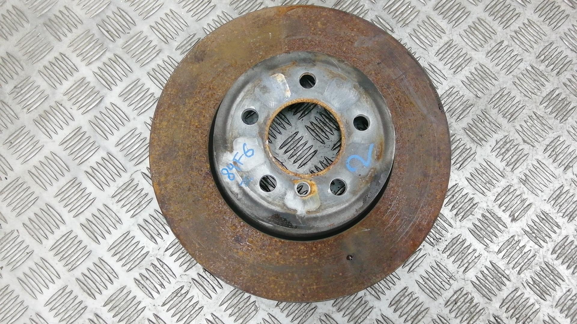 Диск тормозной задний, BMW, X5 E70, 2008