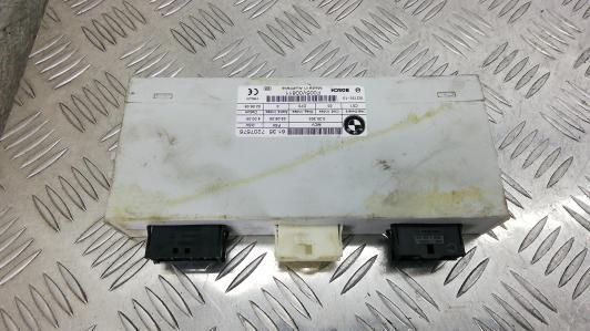 Блок управления крышкой багажника   61357207576