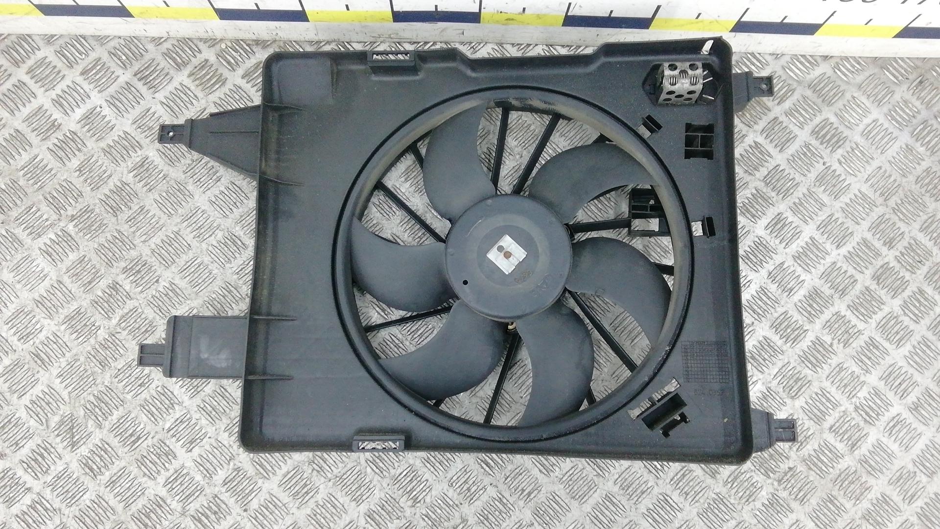 Вентилятор радиатора, RENAULT, SCENIC 2, 2003