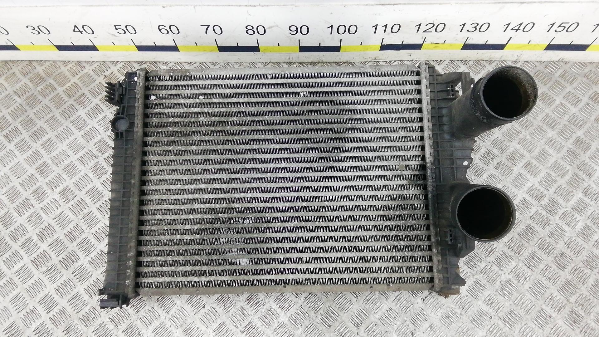 Радиатор интеркуллера, MERCEDES BENZ, ATEGO, 2004