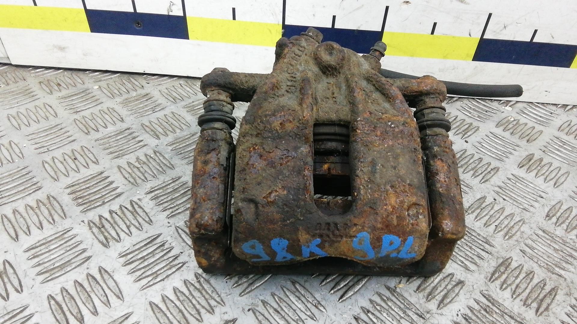 Суппорт тормозной передний левый, NISSAN, NOTE E11, 2010