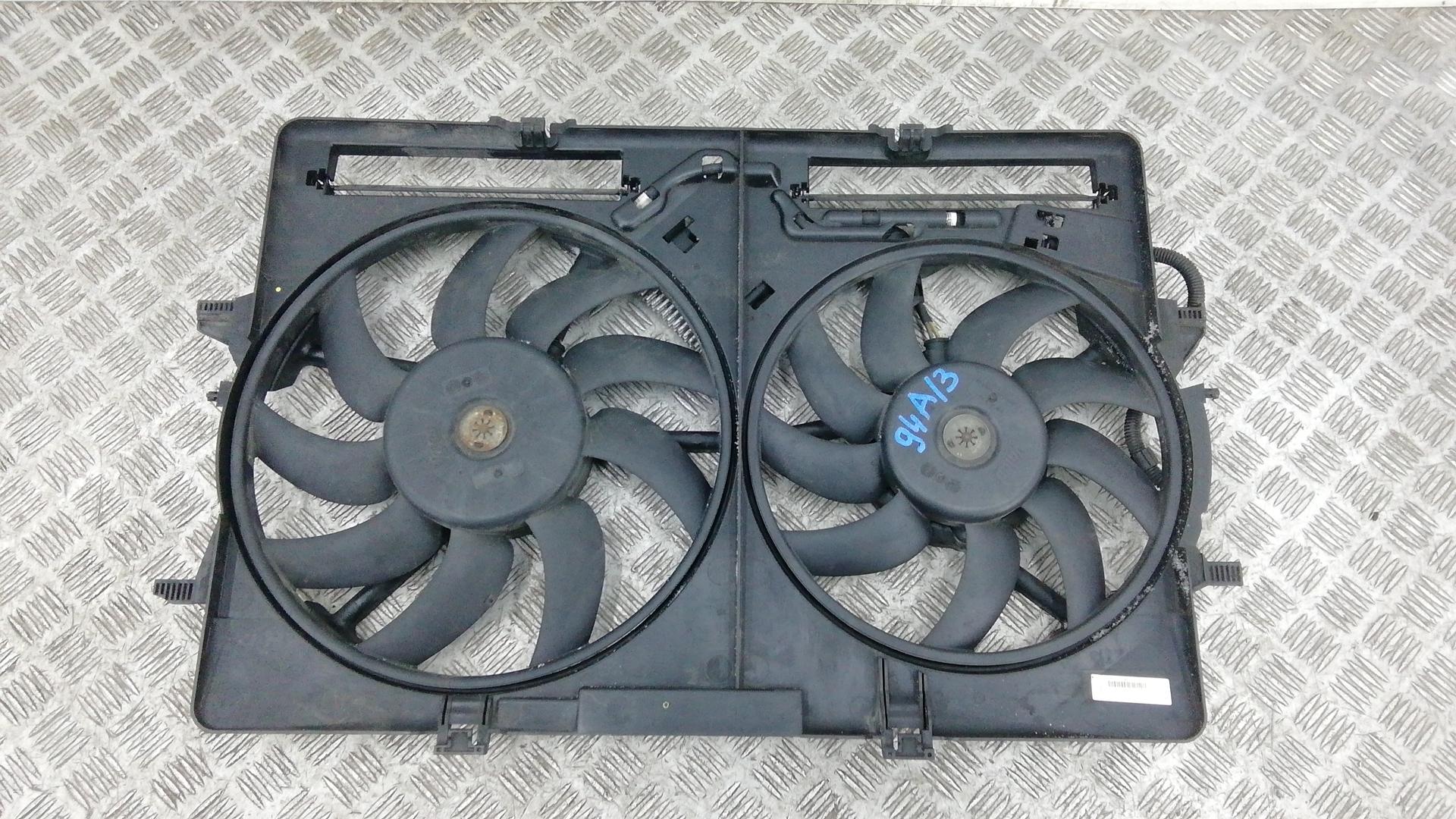 Вентилятор радиатора, AUDI, A5 1, 2011