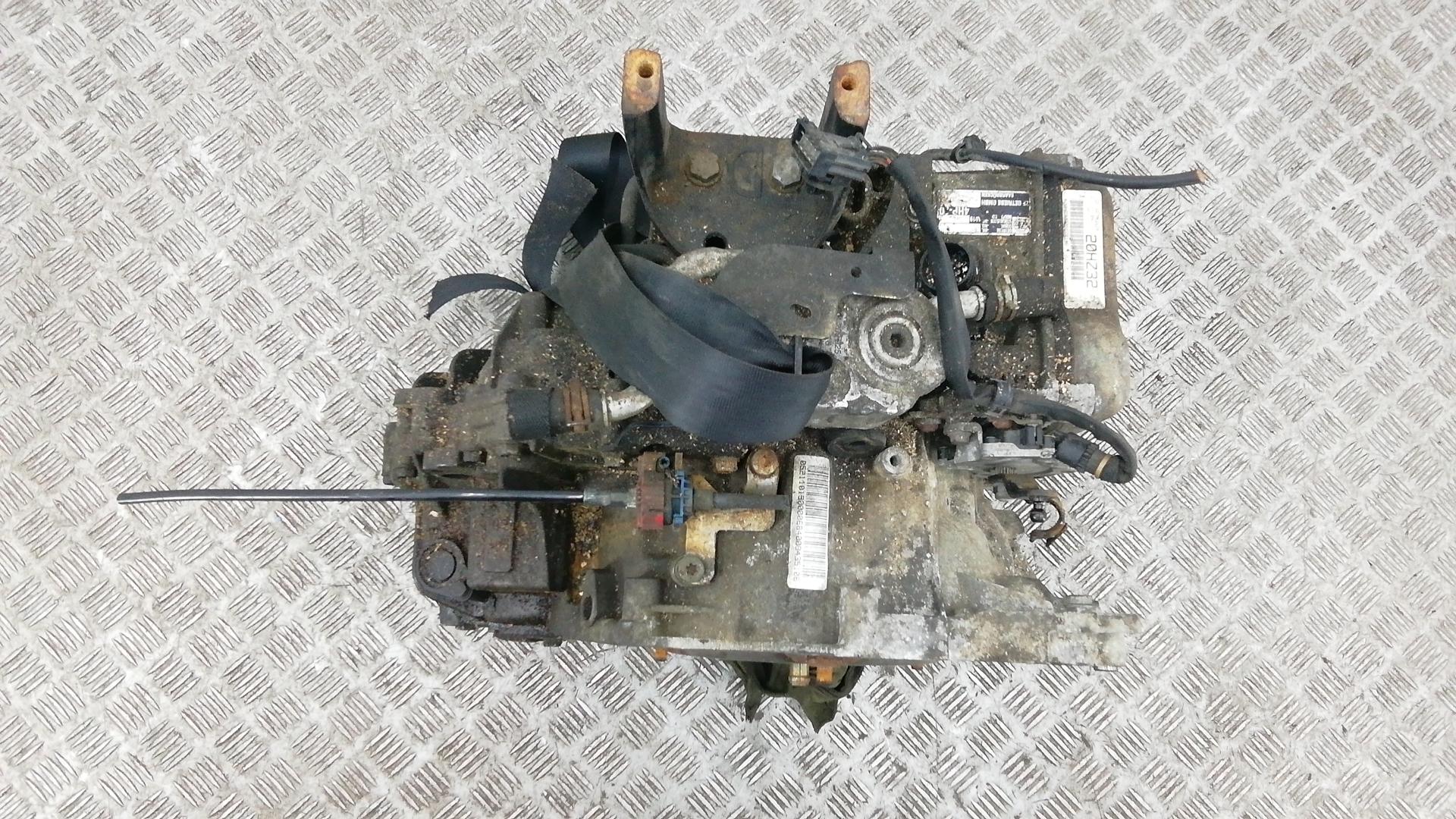 КПП автоматическая, PEUGEOT, 407, 2004