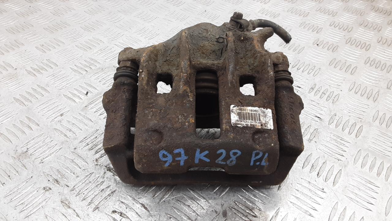 Суппорт тормозной передний левый, PEUGEOT, 607, 2004