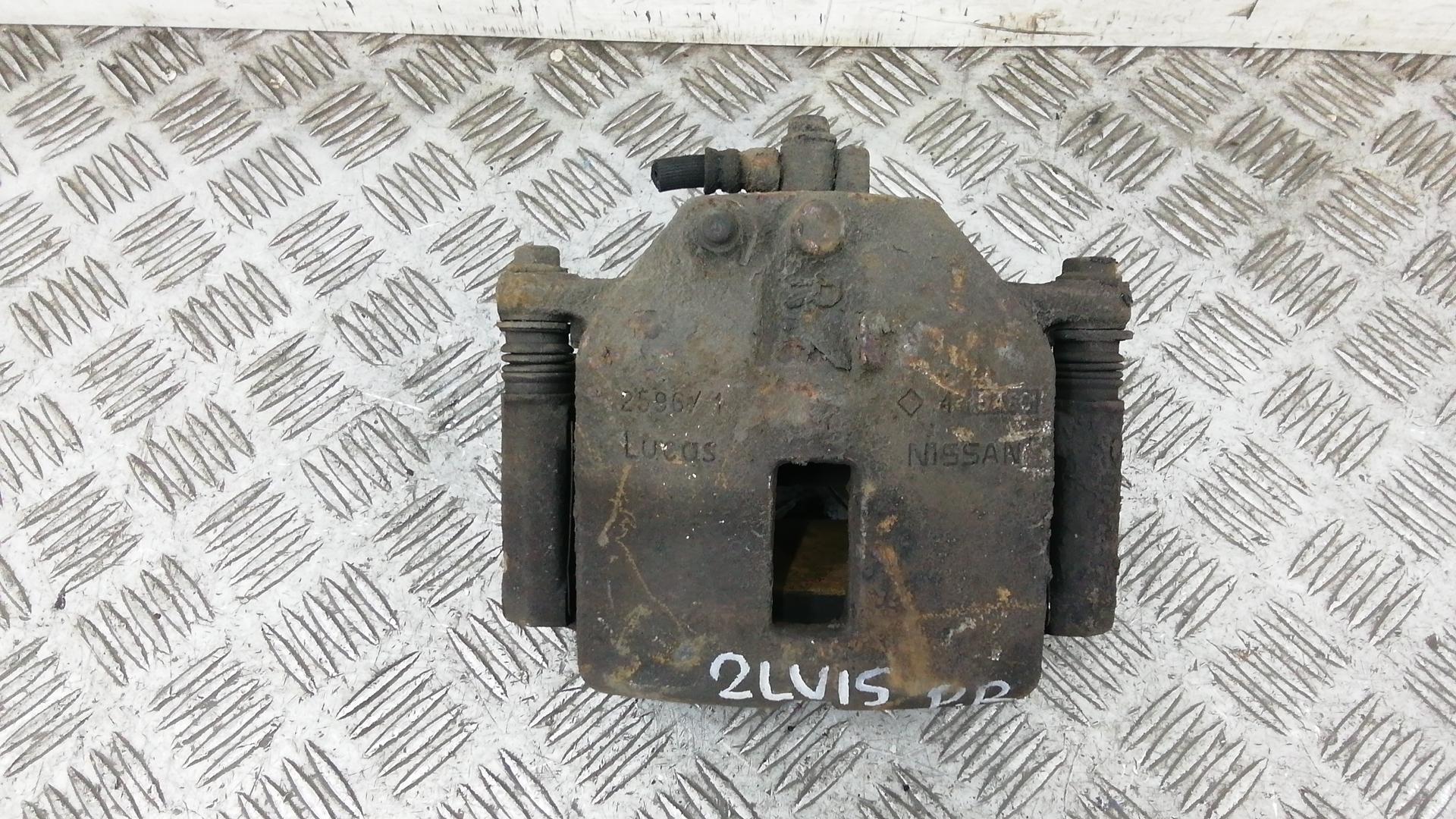 Суппорт тормозной передний правый, NISSAN, PRIMERA P12, 2004