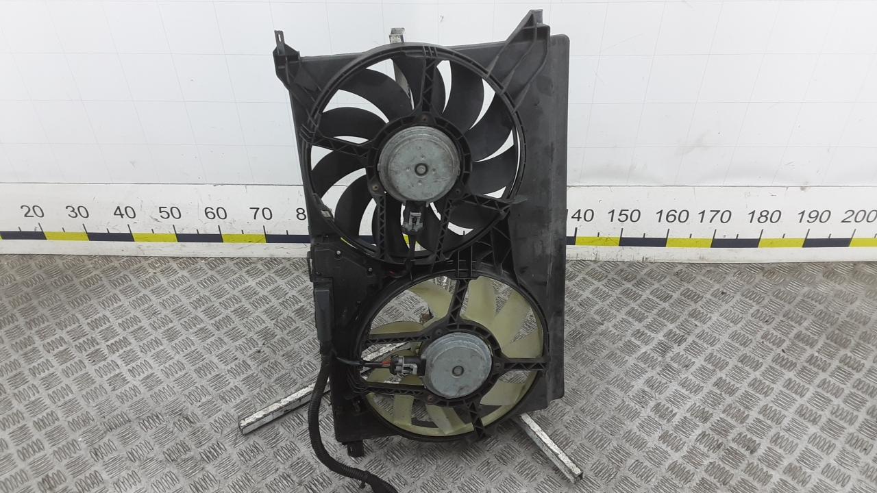 Вентилятор радиатора, OPEL, VECTRA C, 2006