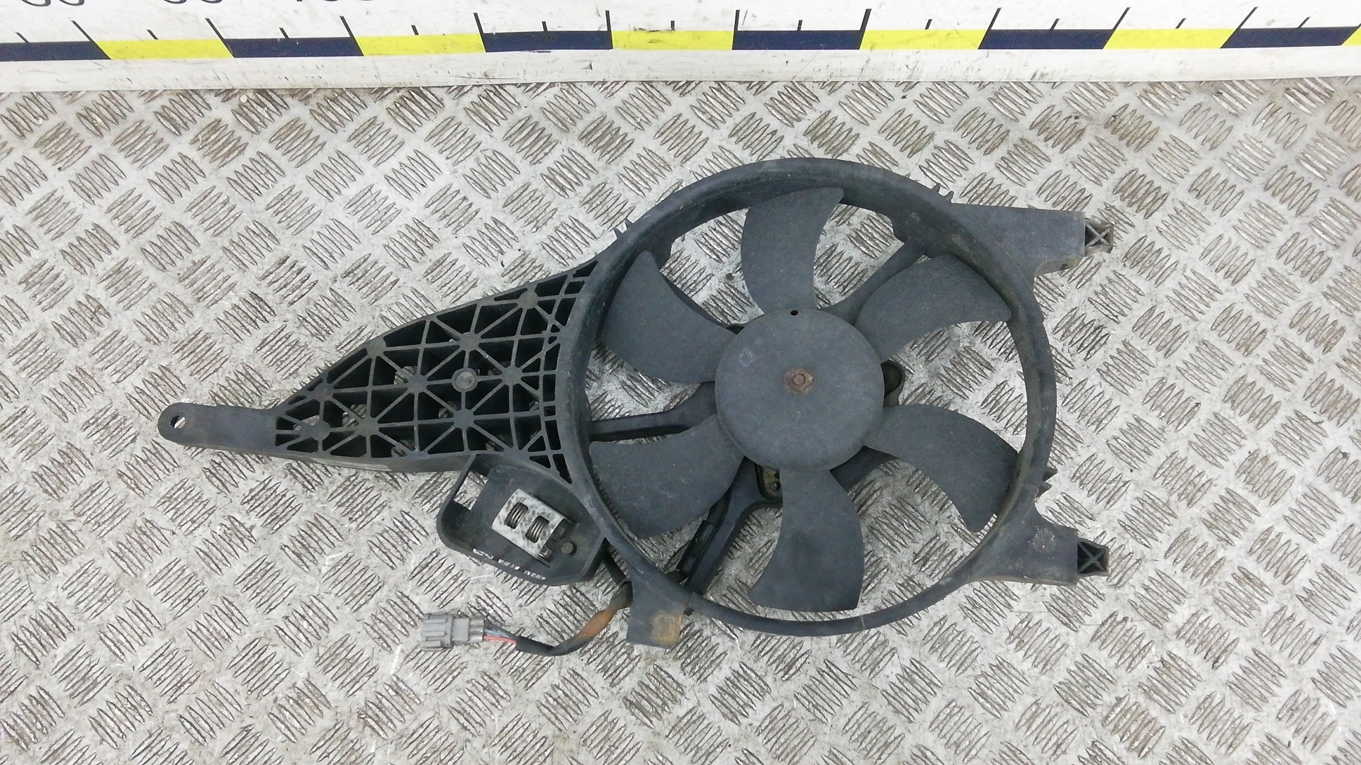 Вентилятор радиатора, NISSAN, NAVARA D40, 2005