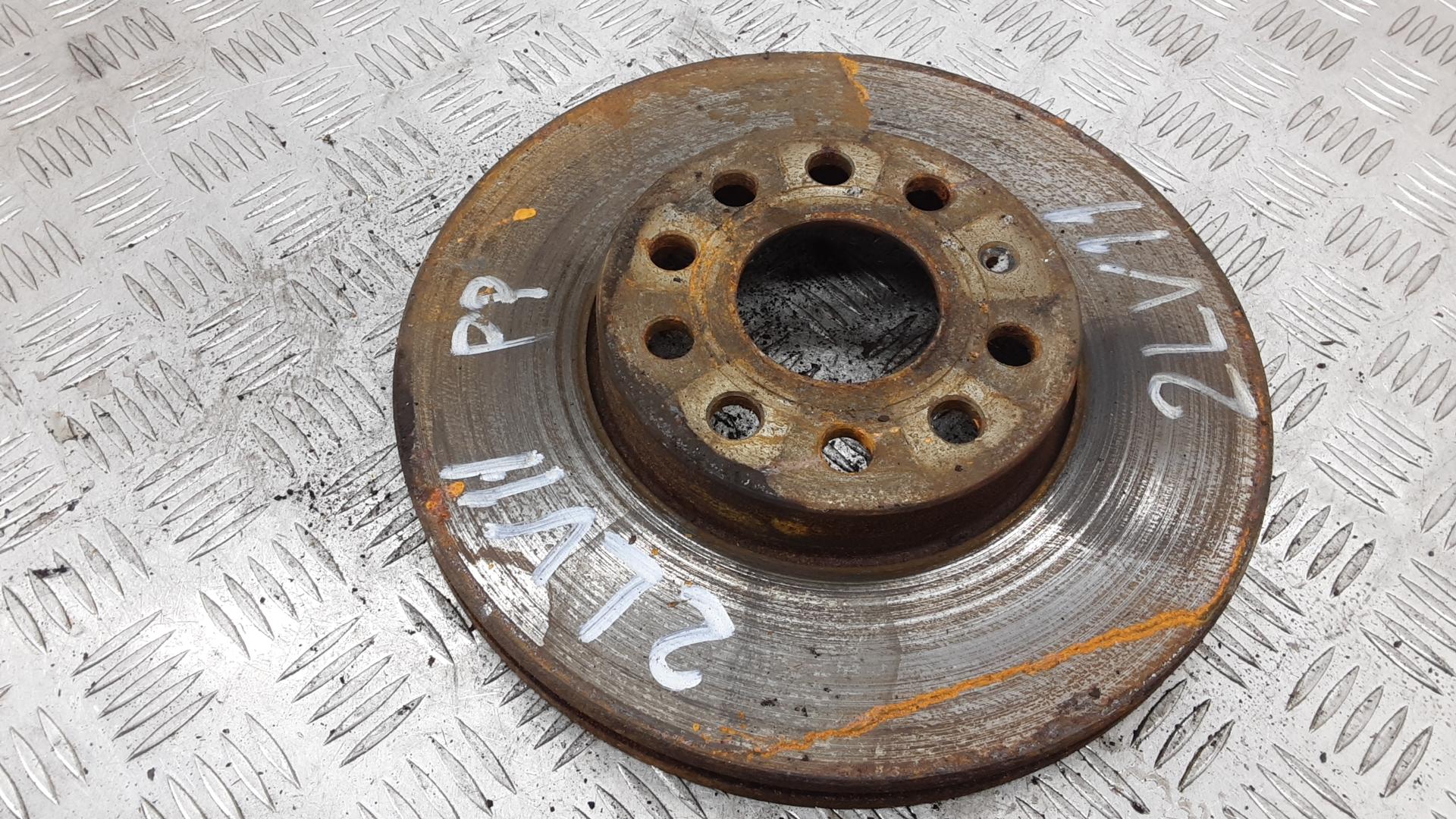 Диск тормозной передний, SKODA, OCTAVIA A5, 2007