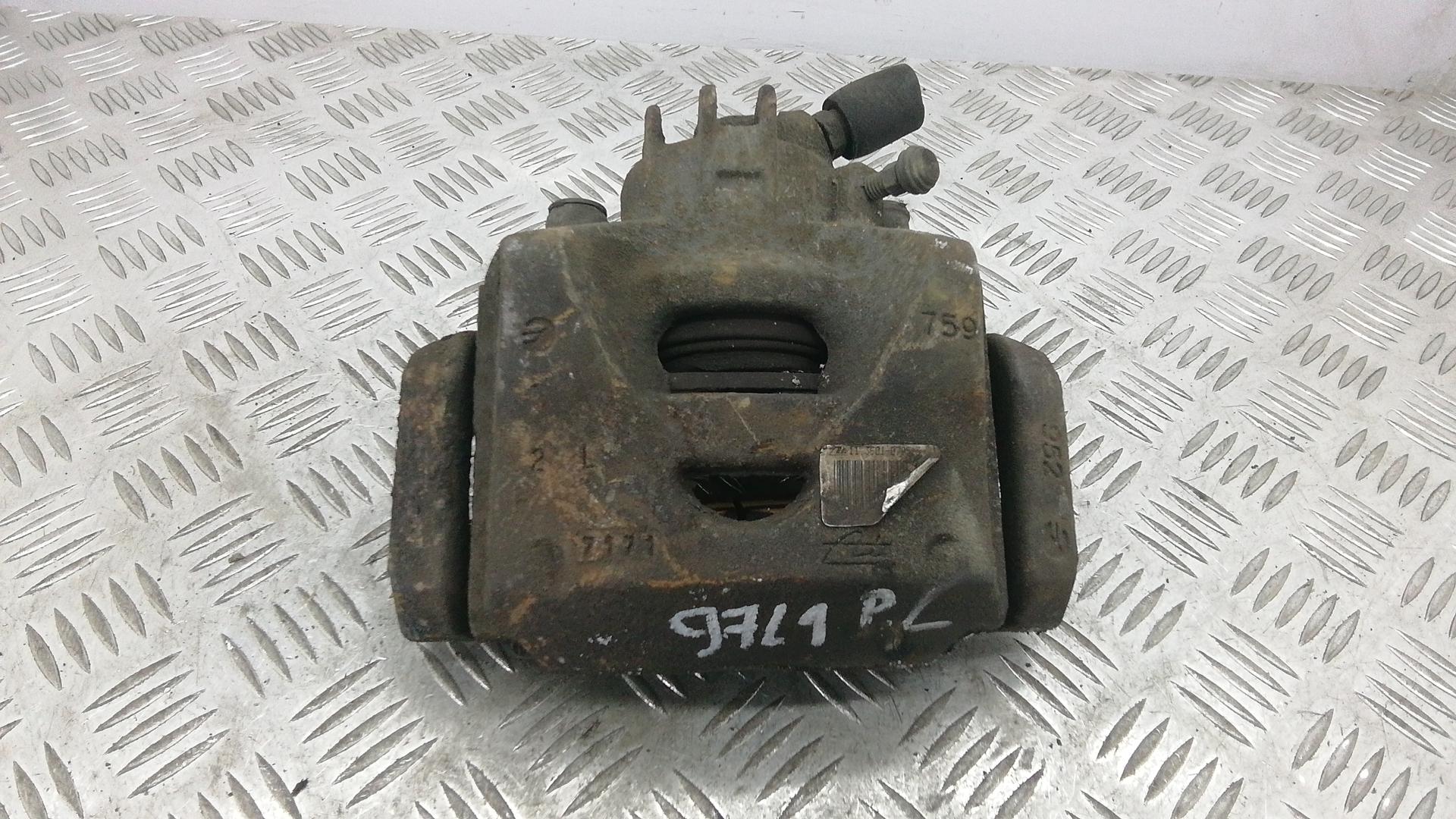Суппорт тормозной передний левый, CITROEN, C4 GRAND PICASSO 1, 2007