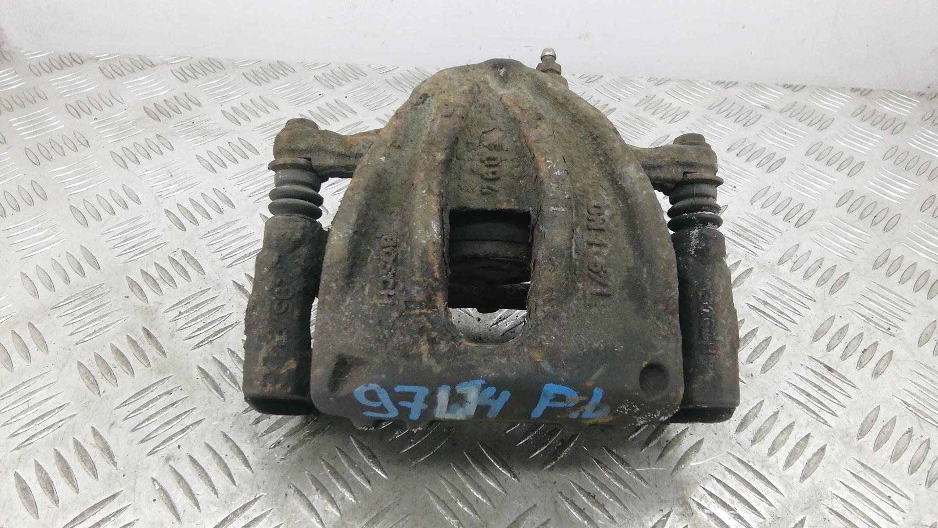 Суппорт тормозной передний левый, TOYOTA, AVENSIS T25, 2005