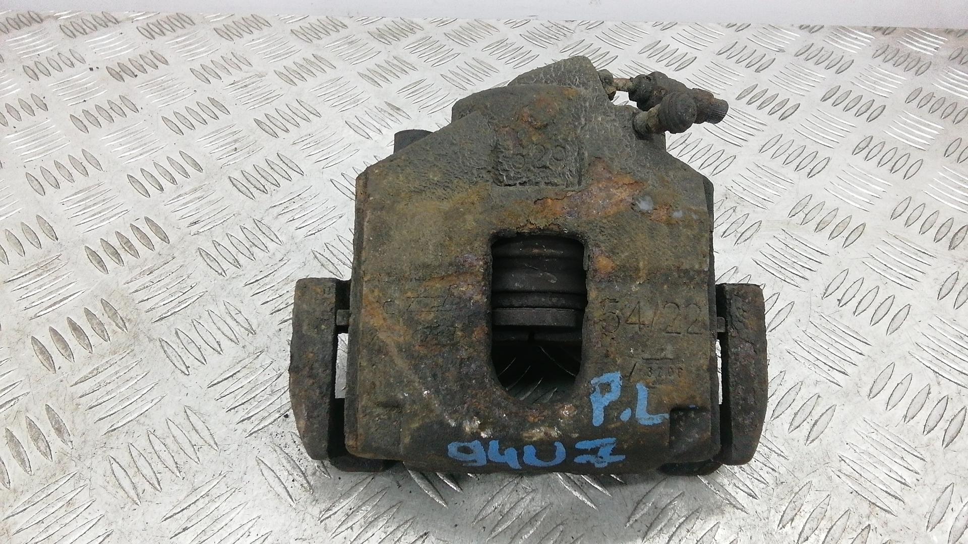 Суппорт тормозной передний левый, FORD, FUSION 1, 2007