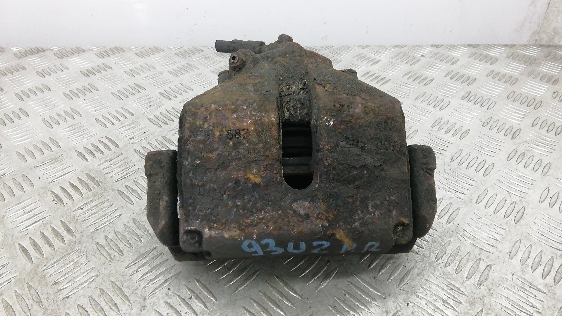 Суппорт тормозной передний правый, VOLKSWAGEN, PASSAT B6, 2007