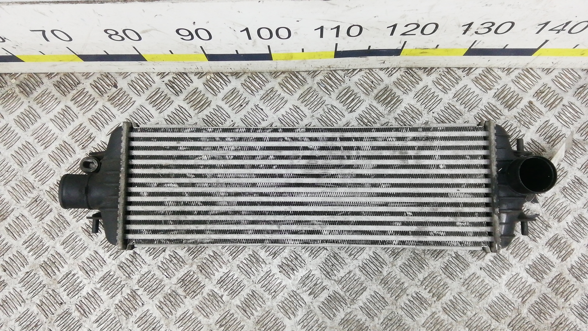 Радиатор интеркуллера, NISSAN, PRIMASTAR X83, 2006