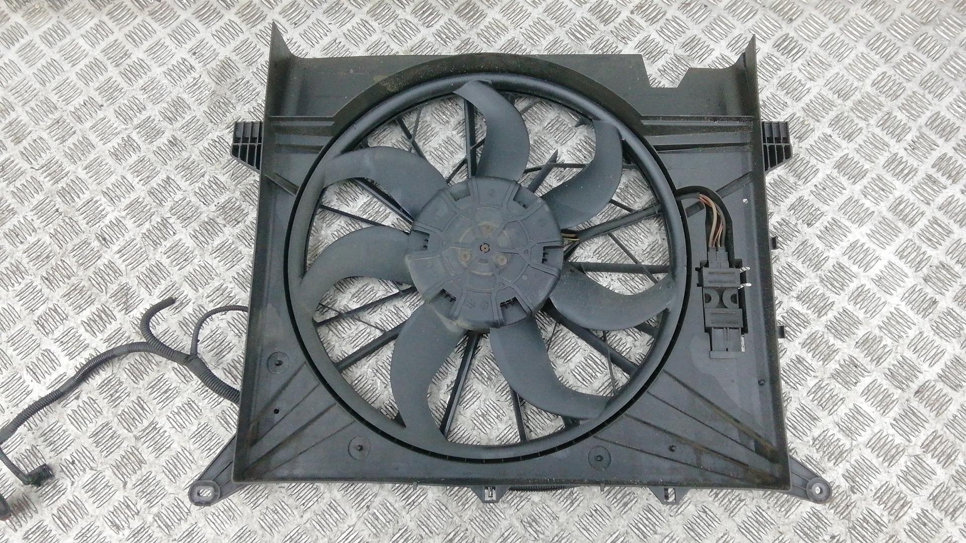 Вентилятор радиатора, VOLVO, XC90 1, 2005