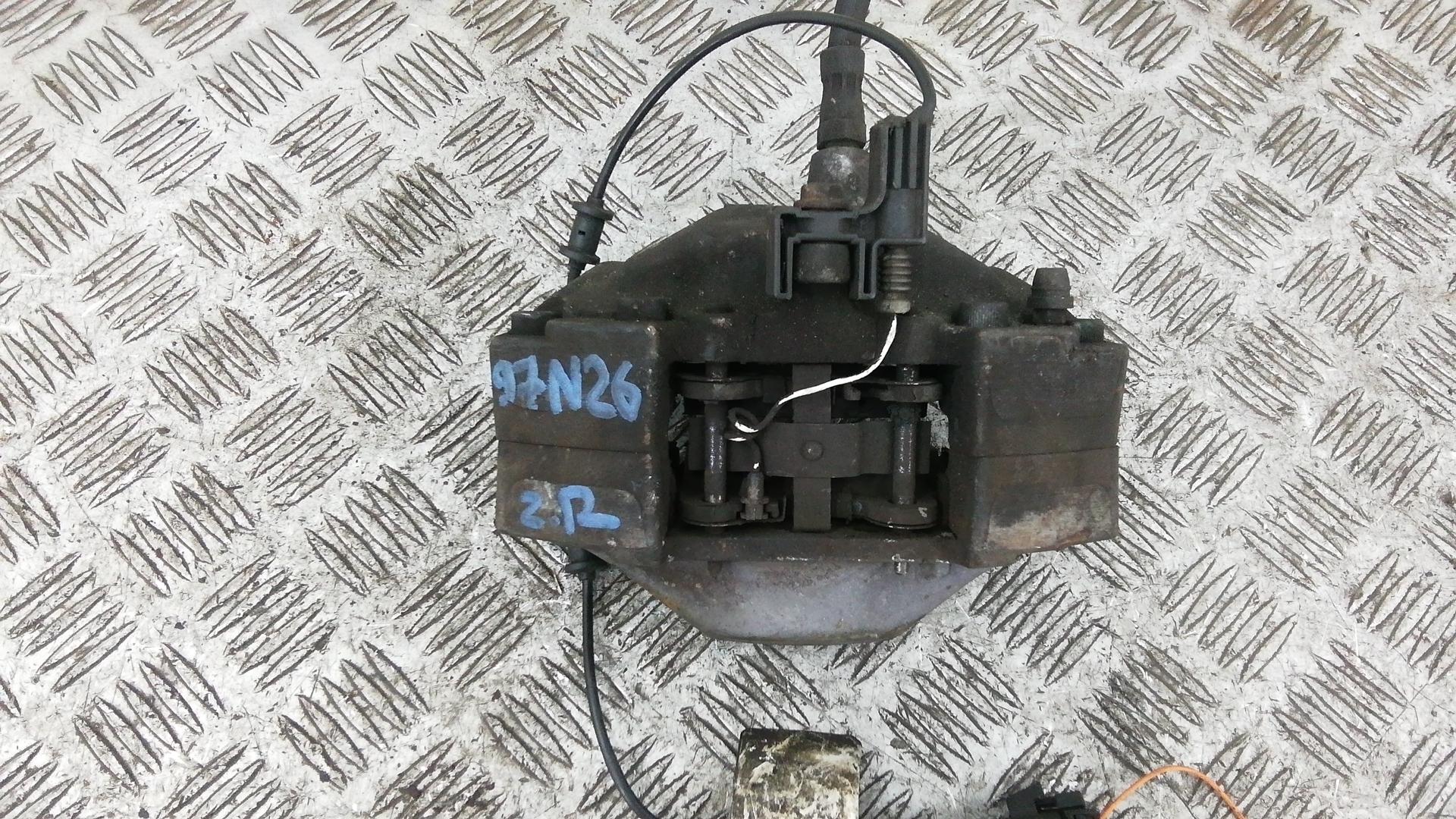 Суппорт тормозной задний правый, MERCEDES BENZ, M-CLASS W163, 2005