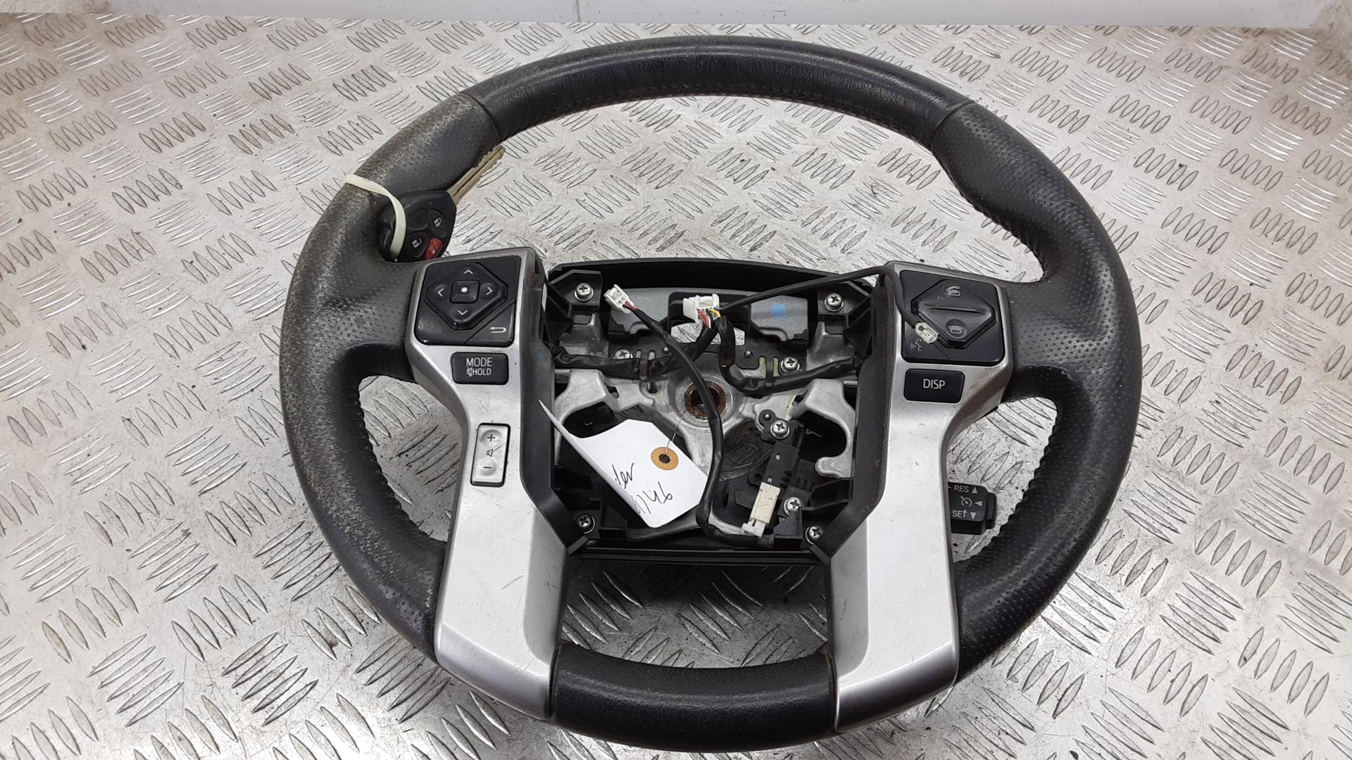 Рулевое колесо, TOYOTA, HIGHLANDER XU50, 2016