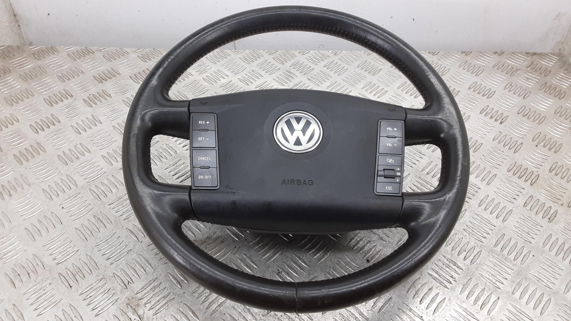 Рулевое колесо, VOLKSWAGEN, PHAETON 1, 2003