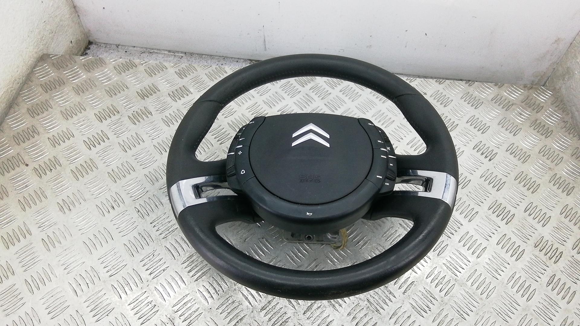 Рулевое колесо, CITROEN, C4 GRAND PICASSO 1, 2008